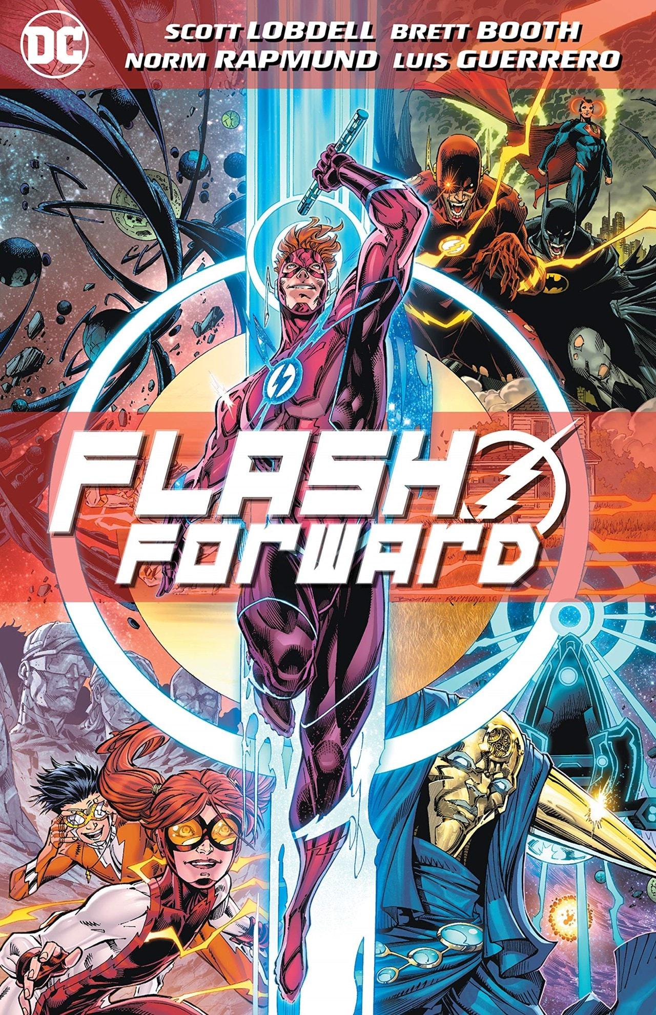 Flash Forward - 1