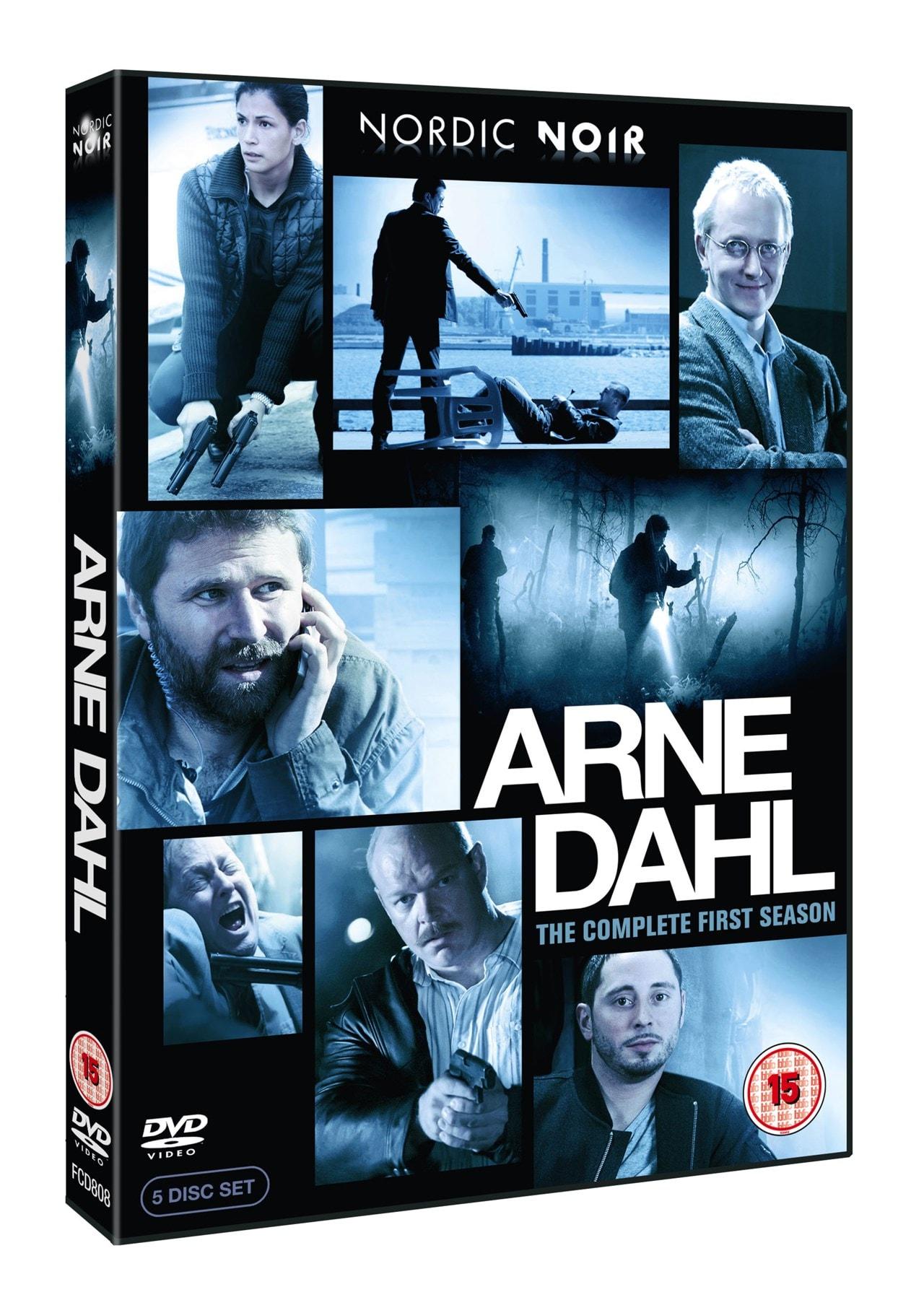 Arne Dahl: The Complete First Season - 1