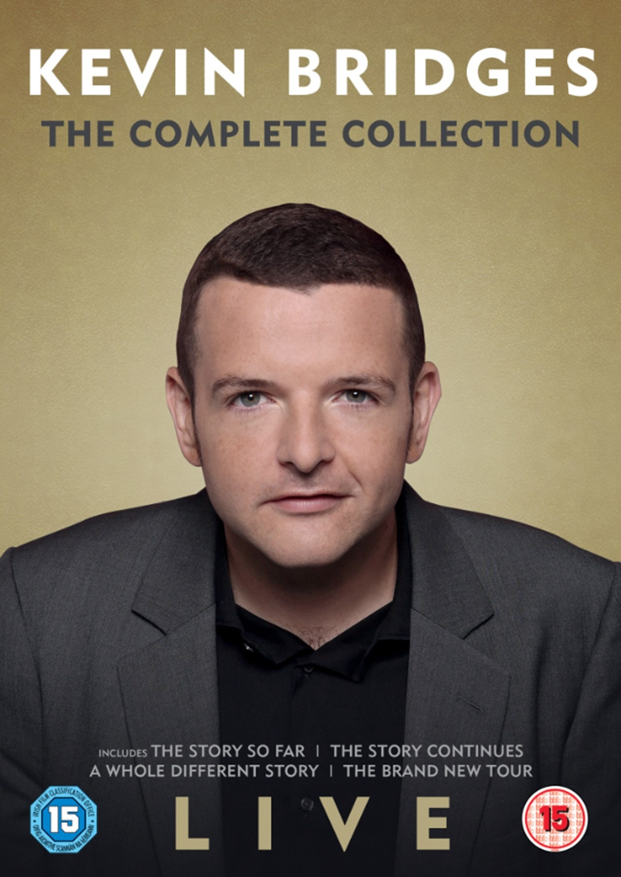 Kevin Bridges: The Complete Collection - 1