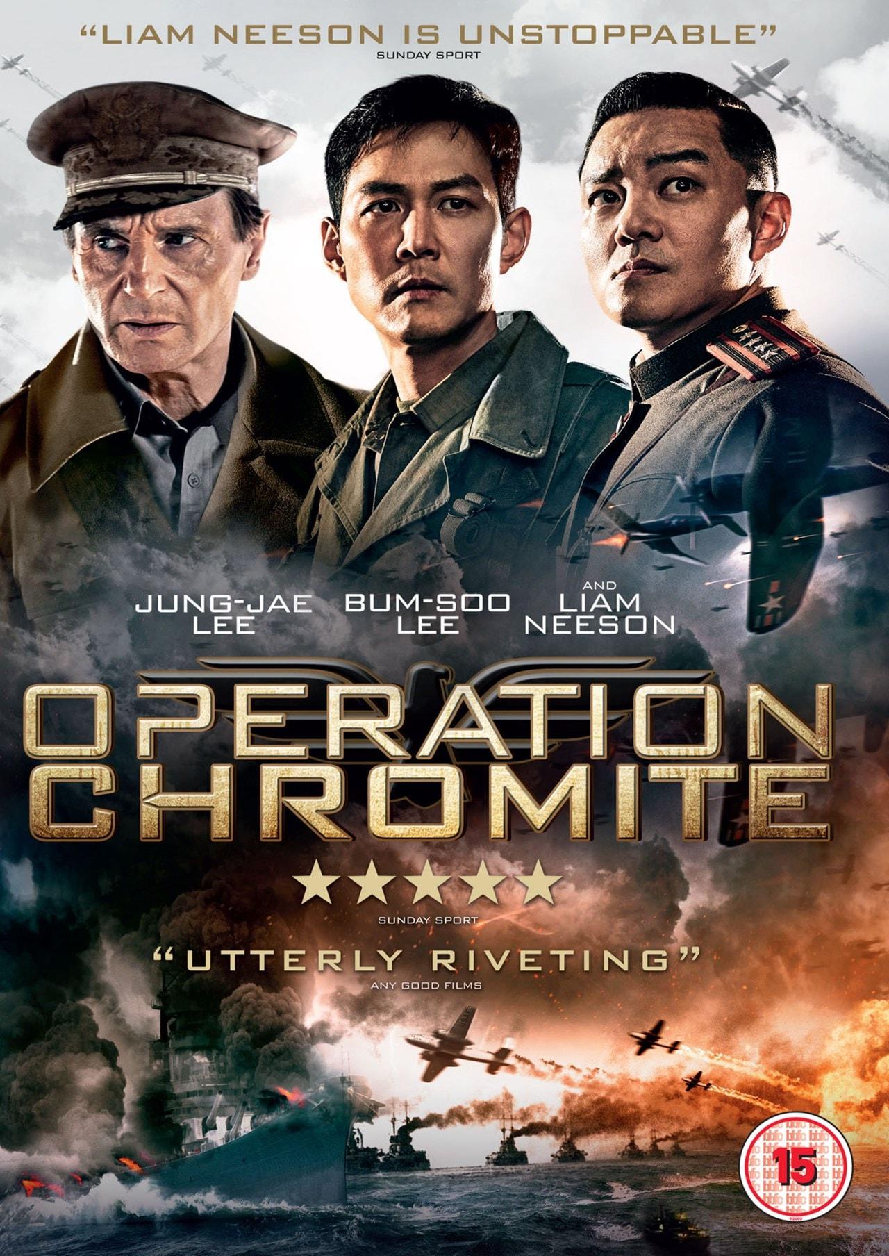 Operation Chromite - 1