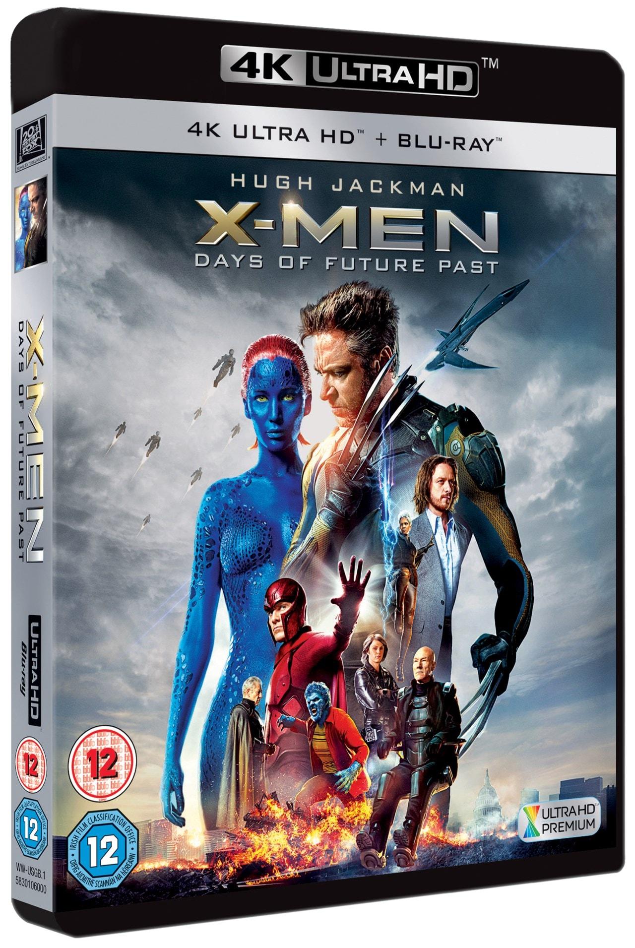 X-Men: Days of Future Past - 2
