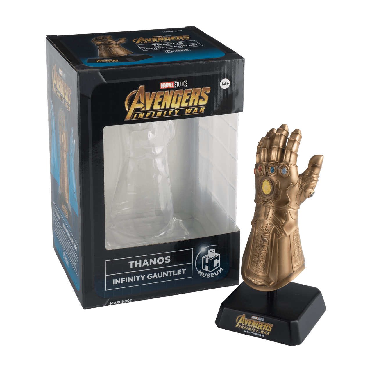 Thanos Infinity Gauntlet: Marvel Museum Replica Hero Collector - 4