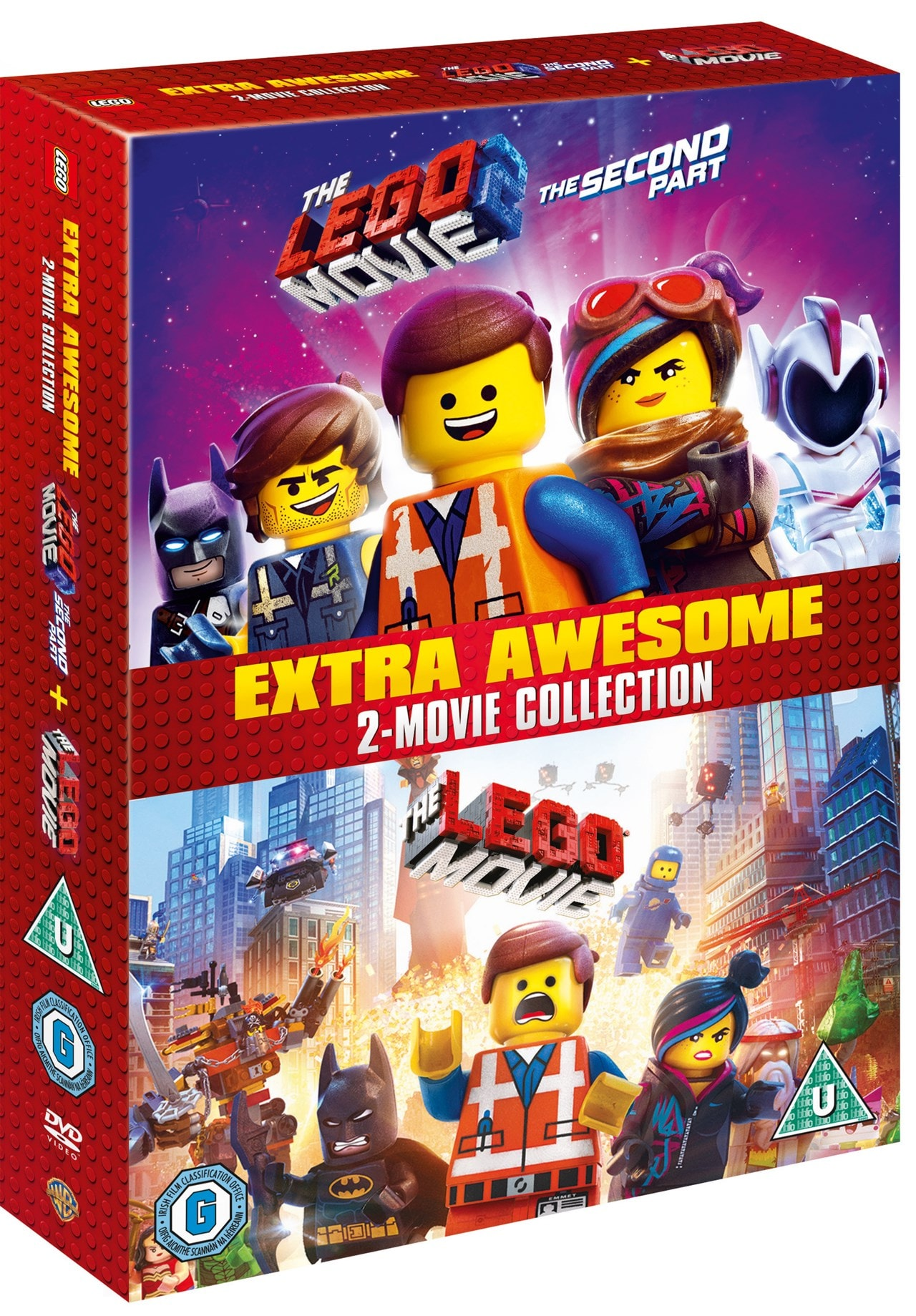 The LEGO Movie: 2-film Collection - 2