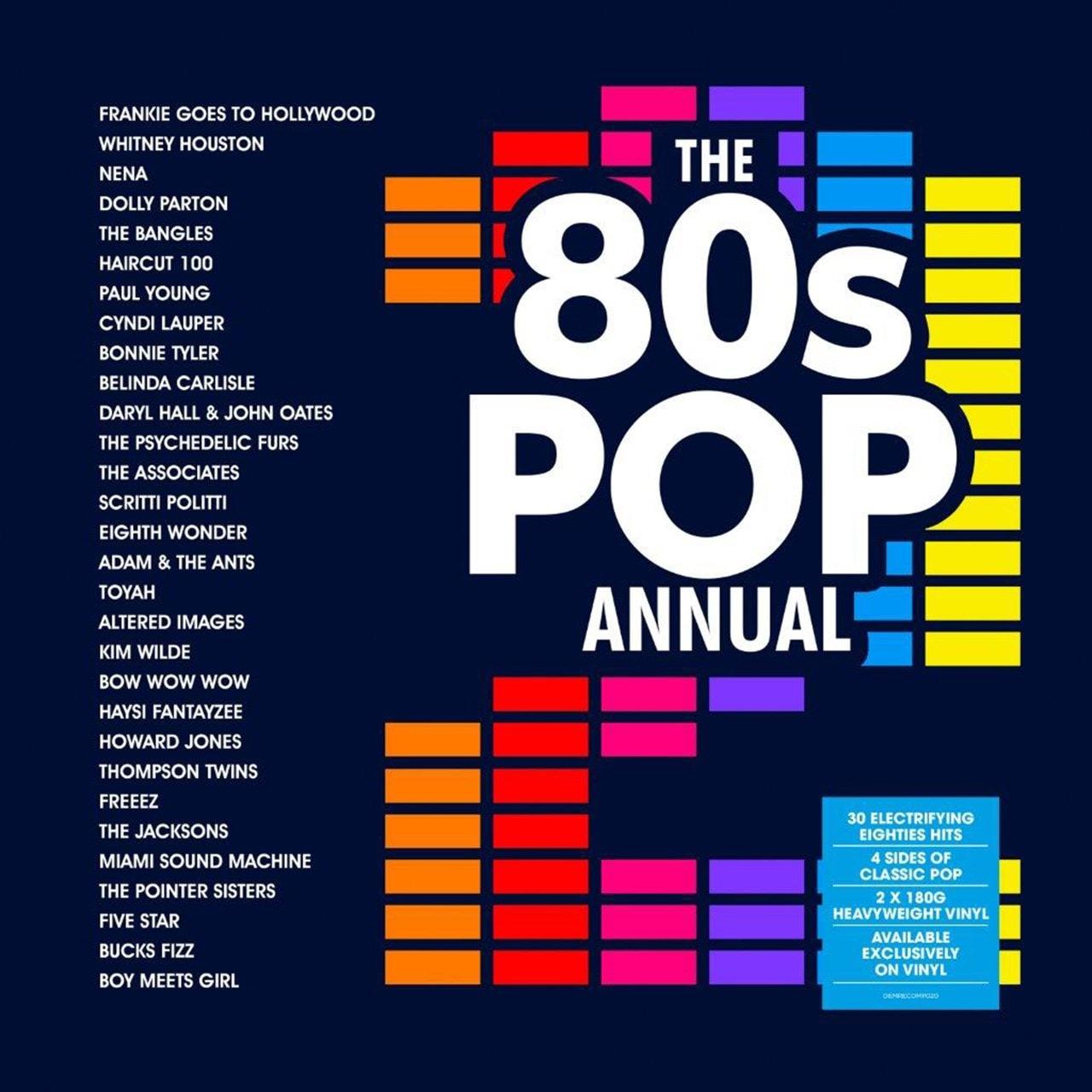 The 80s Pop Annual - Volume 2 - 1