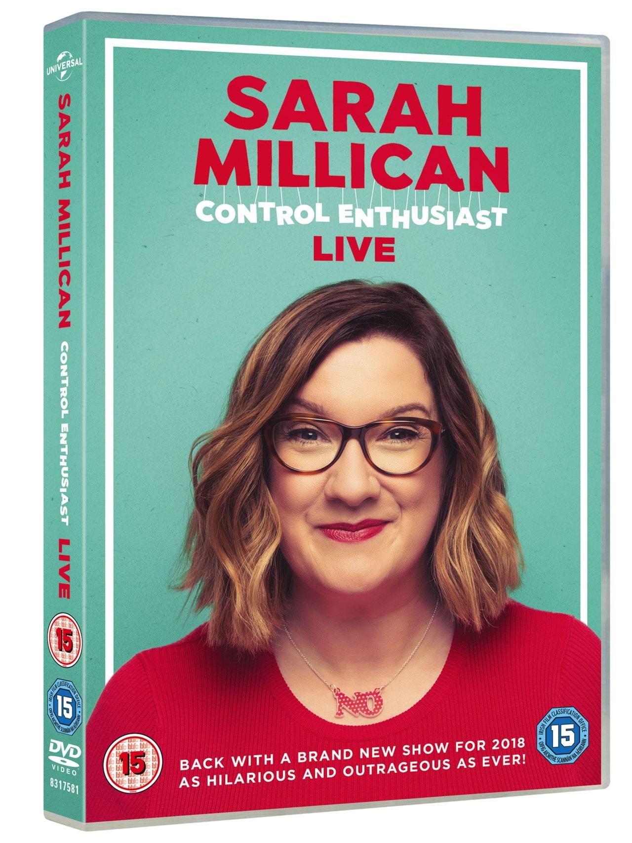 Sarah Millican: Control Enthusiast - Live - 2