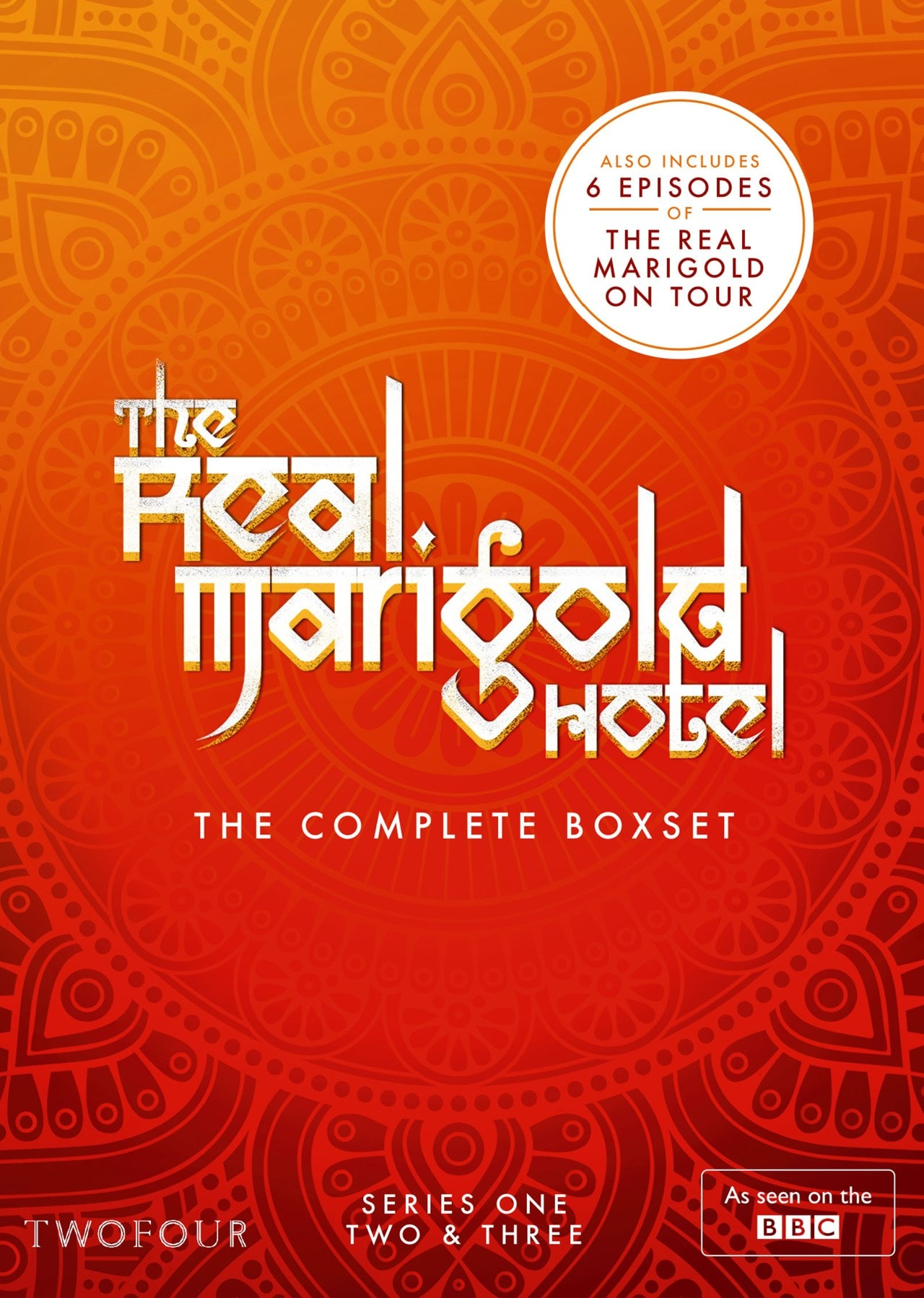The Real Marigold Hotel: Series 1-3 - 1