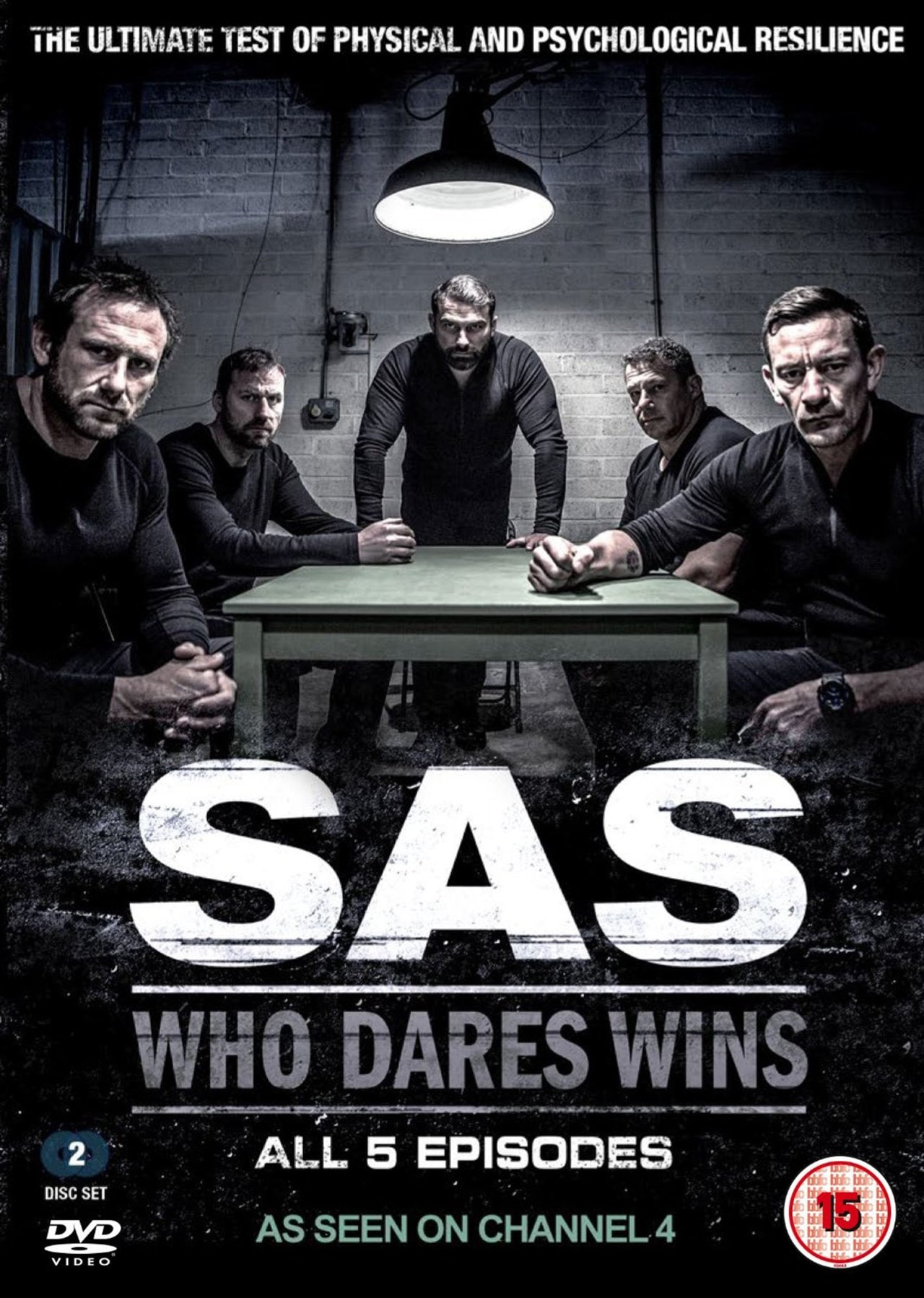 SAS: Who Dares Wins - 1