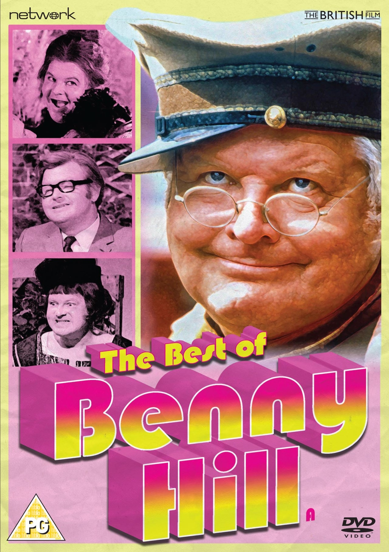 Benny Hill: The Best of Benny Hill - 1