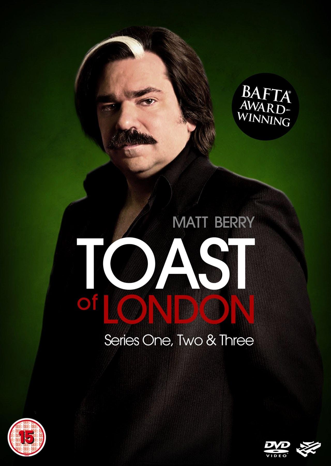 Toast of London: Series 1-3 - 1