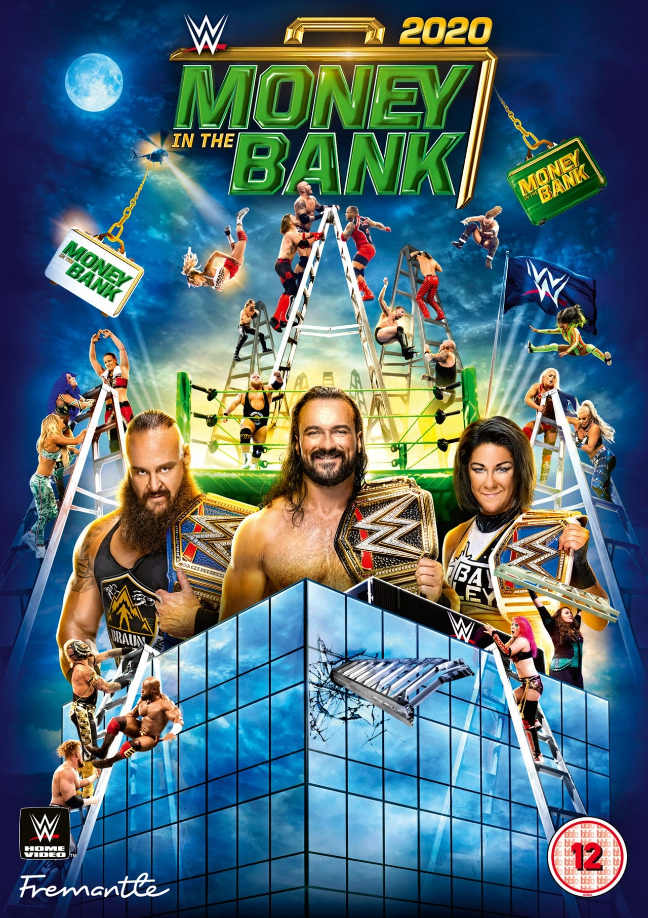 WWE: Money in the Bank 2020 - 1