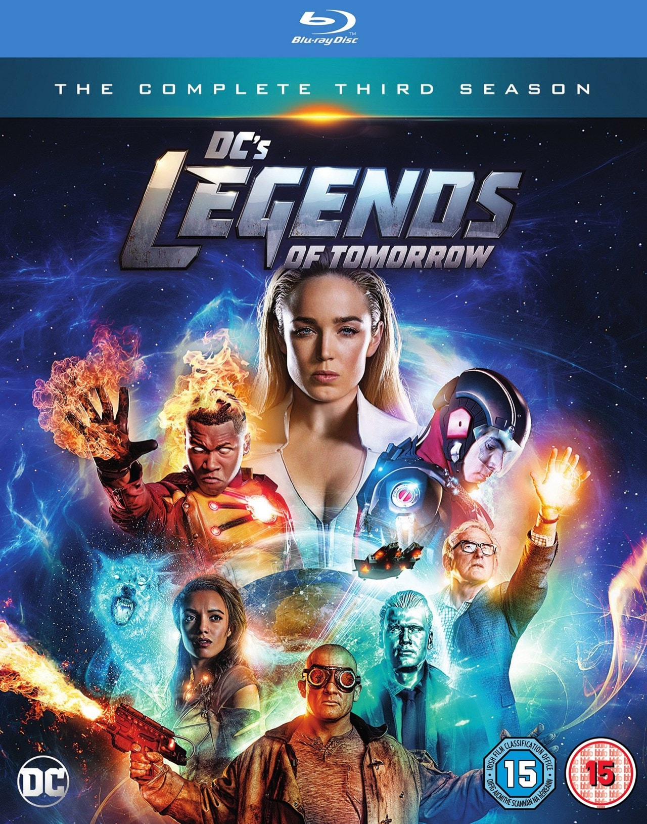 DC's Legends of Tomorrow: The Complete Third Season - 1