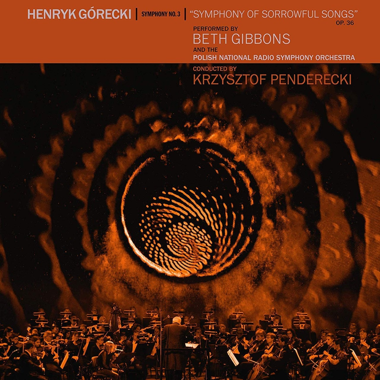 Symphony No. 3 (Symphony of Sorrowful Songs) - 1