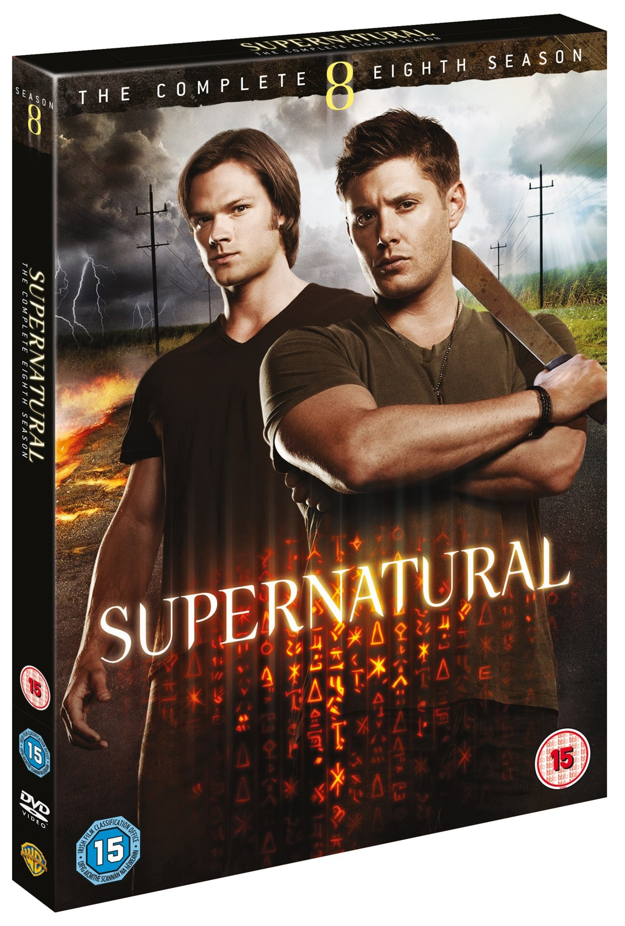 Supernatural: The Complete Eighth Season - 2