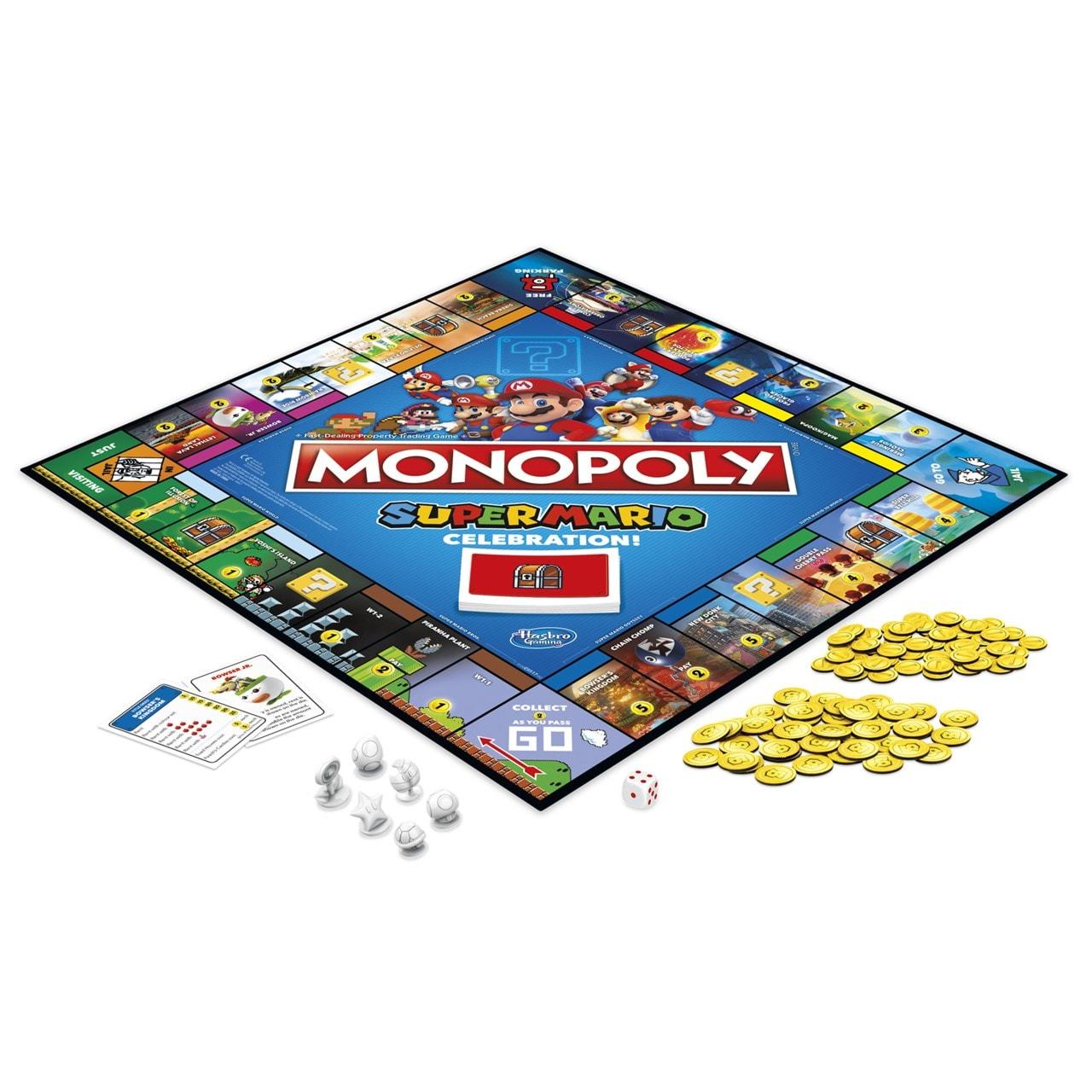 Monopoly: Super Mario Celebration - 2