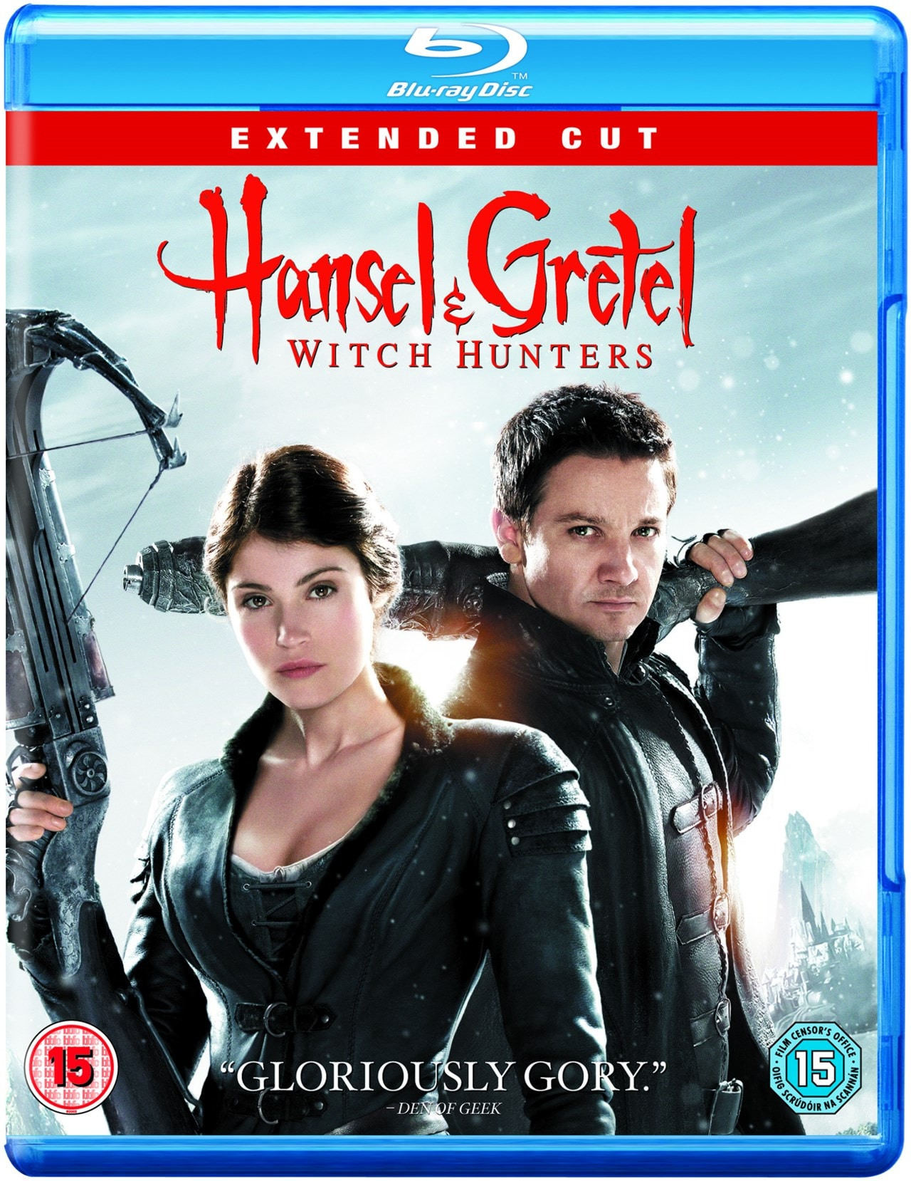 Hansel and Gretel: Witch Hunters - Extended Cut - 1