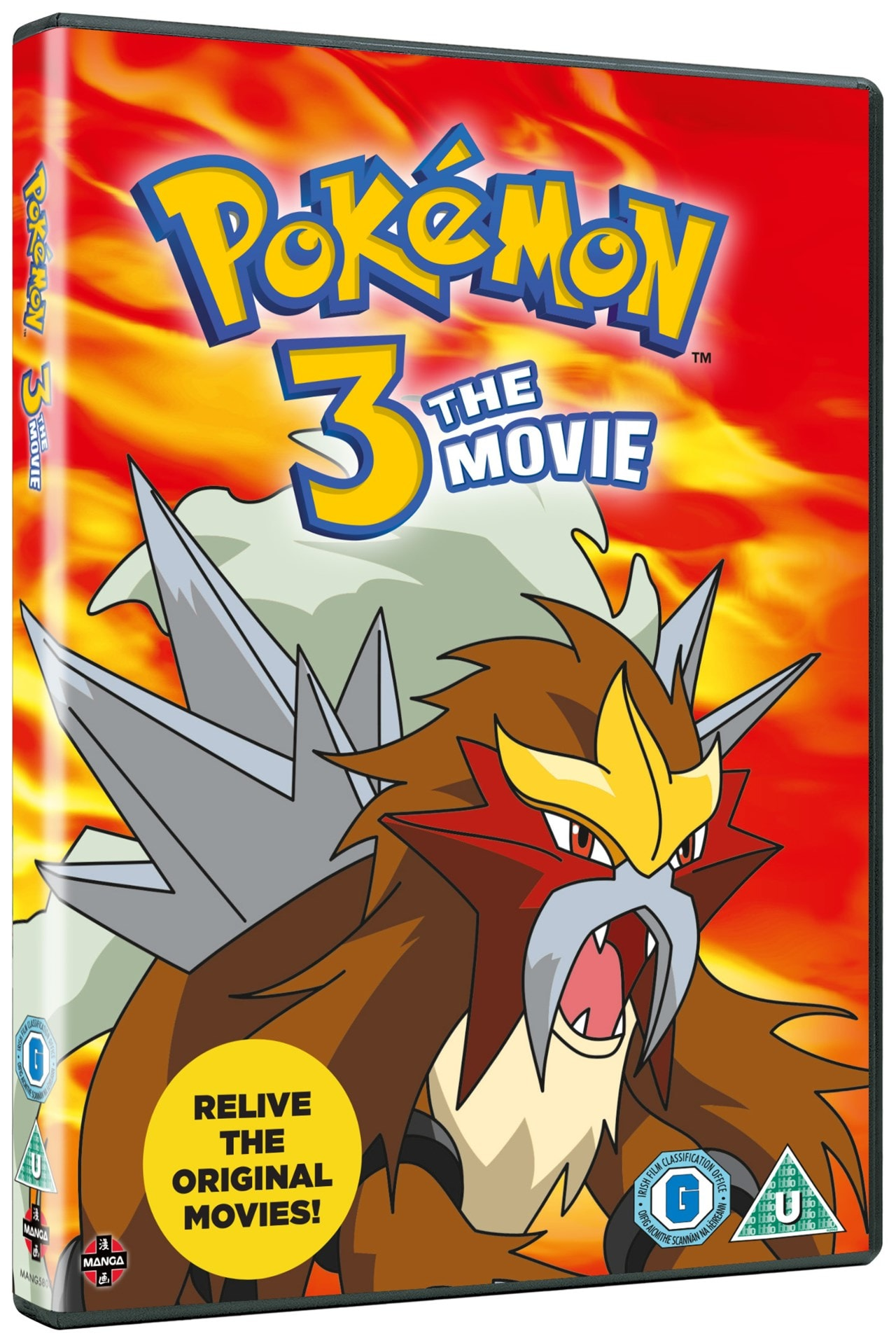Pokemon - The Movie: 3 - Spell of the Unown - 2