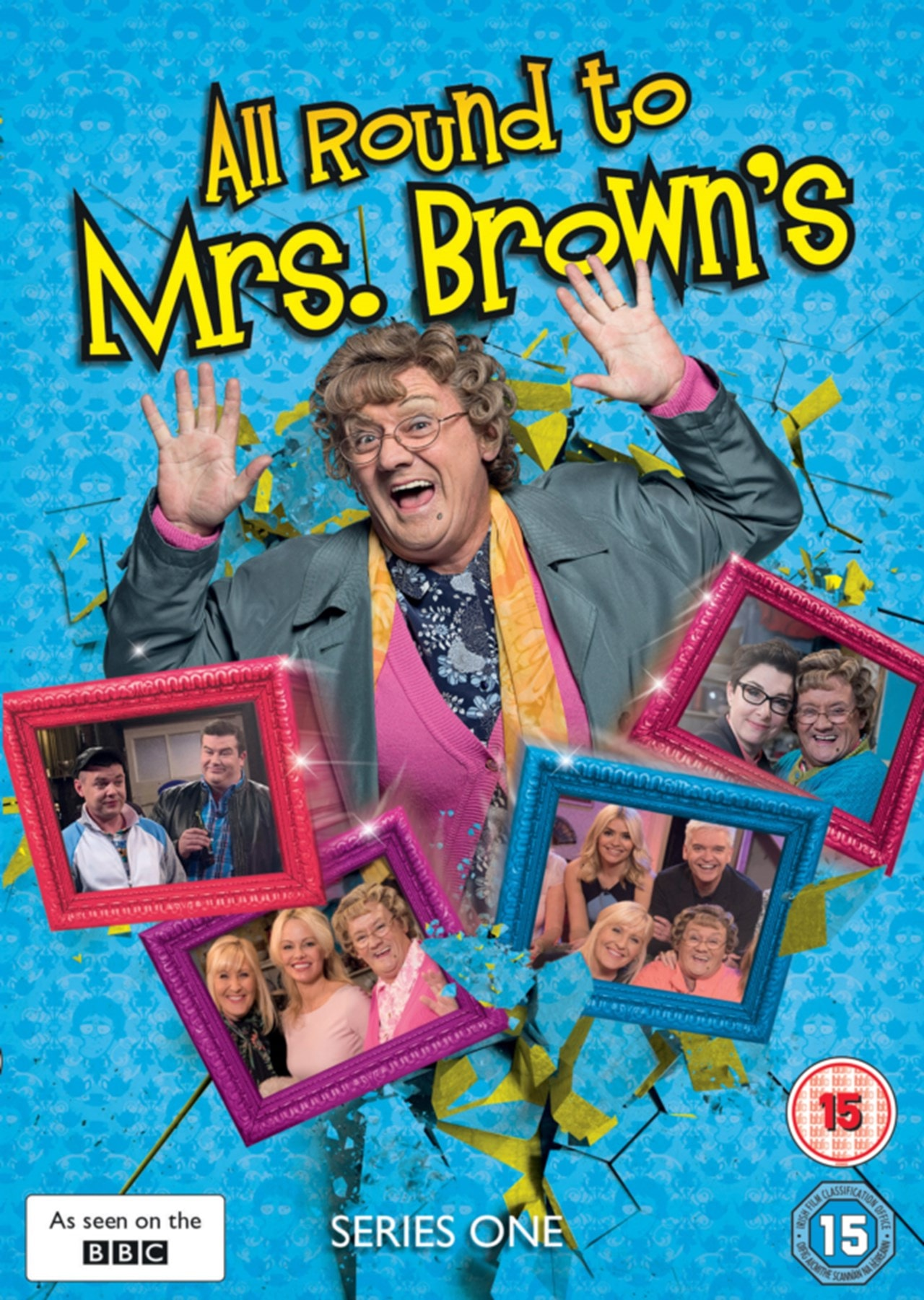 All Round to Mrs Brown's: Series 1 - 1