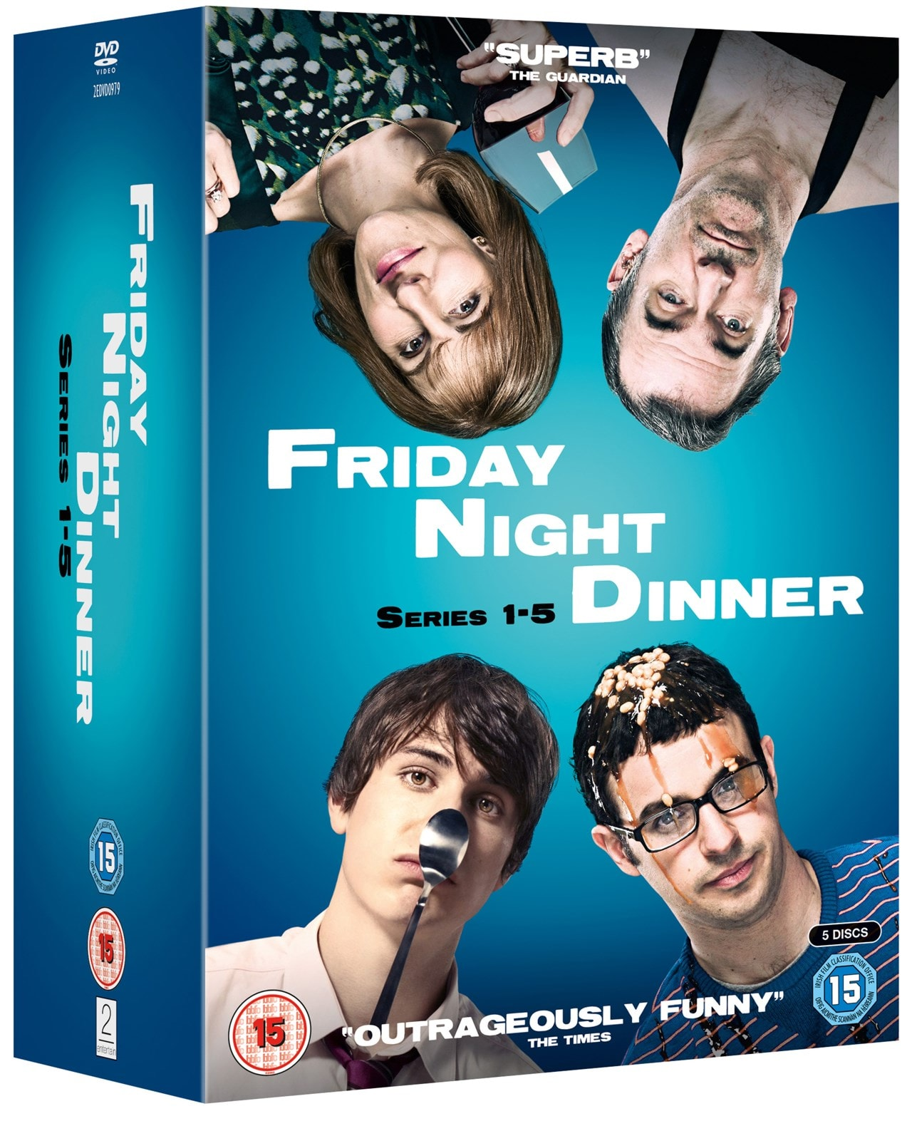 Friday Night Dinner: Series 1-5 - 2