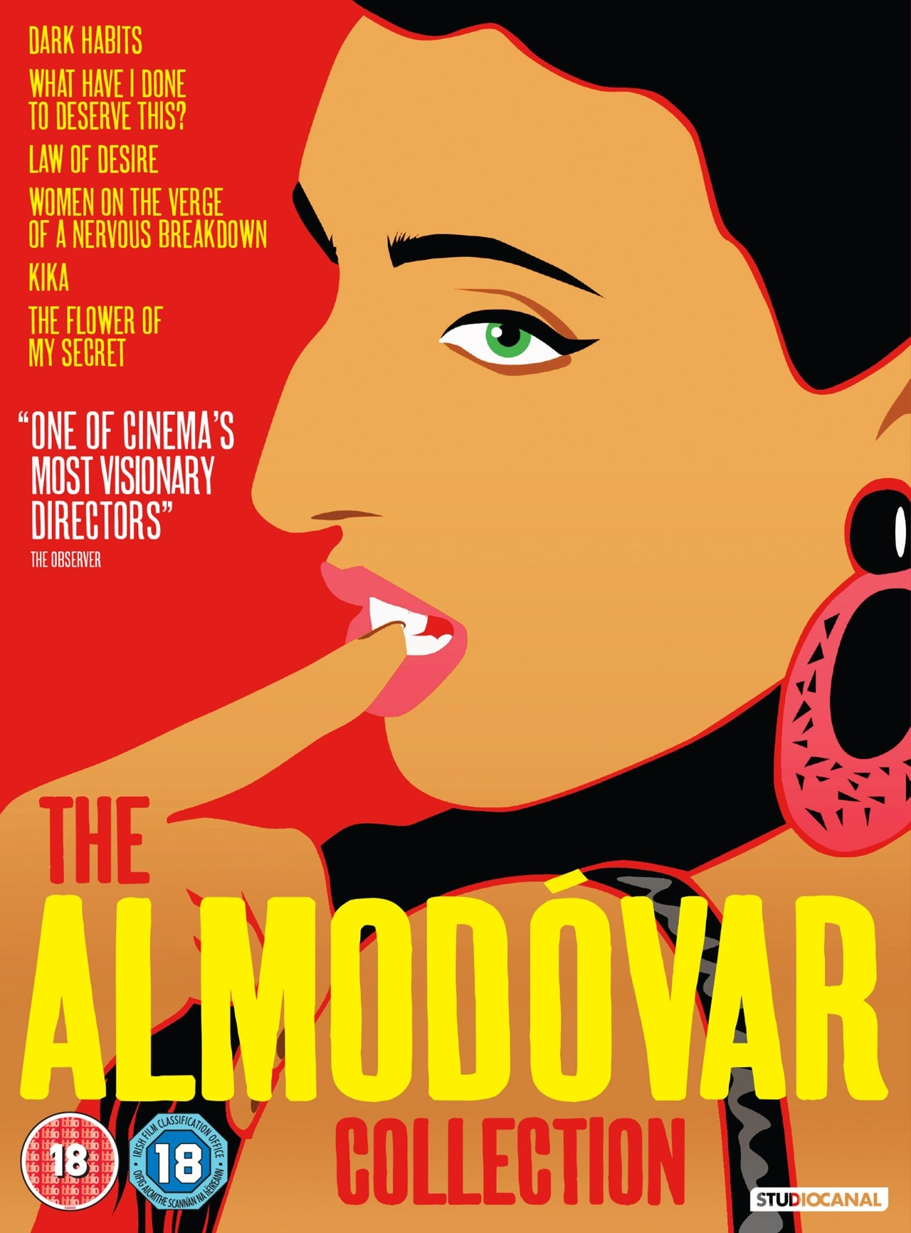 Almodovar Collection - 1