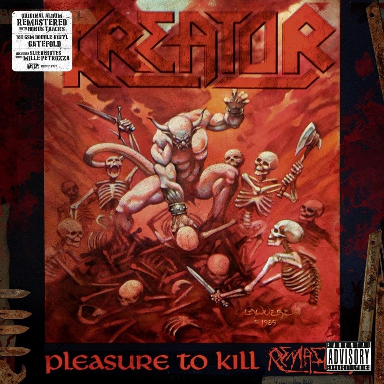 Pleasure to Kill - 1
