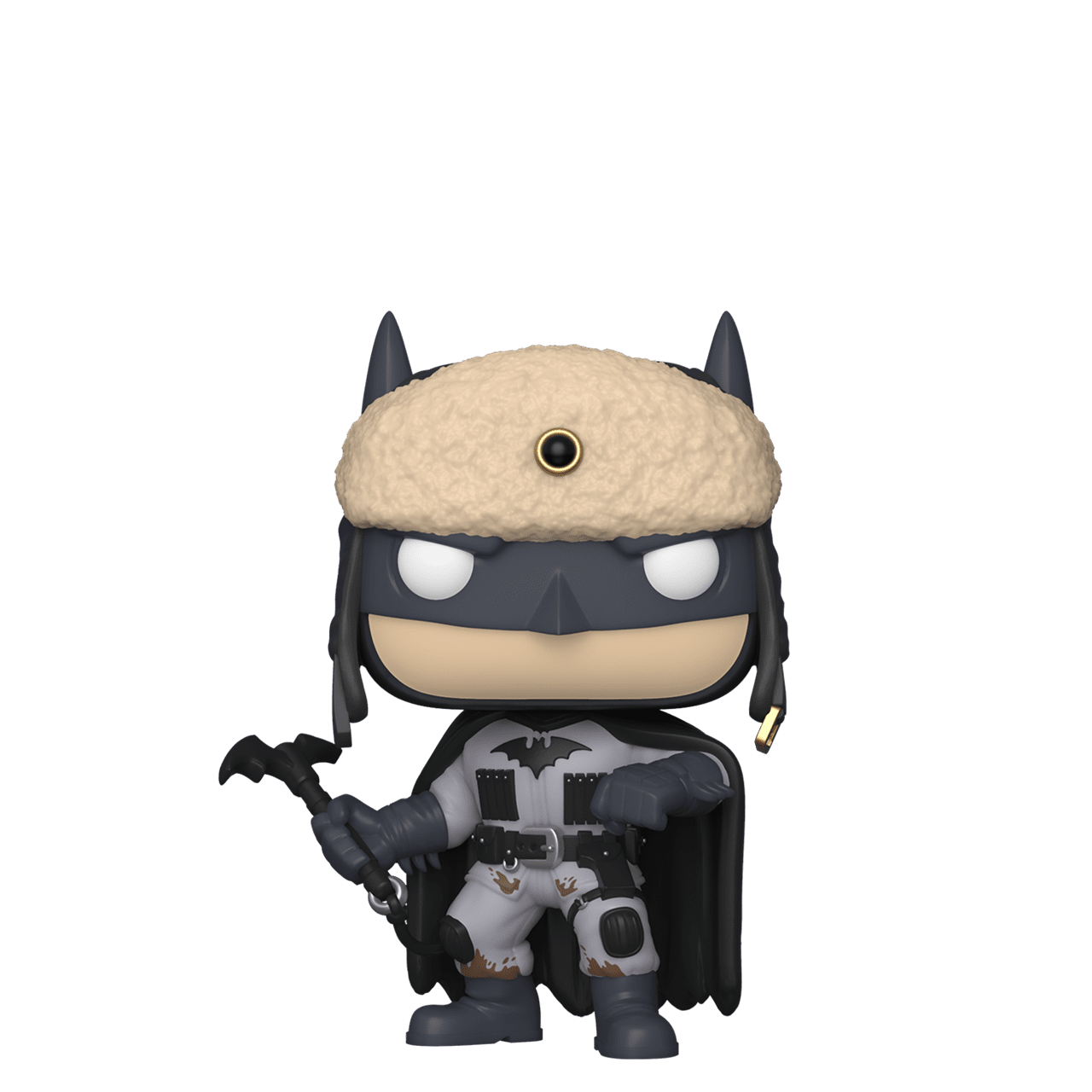 Batman: Red Son (312) Batman 80th Anniversary Pop Vinyl - 1