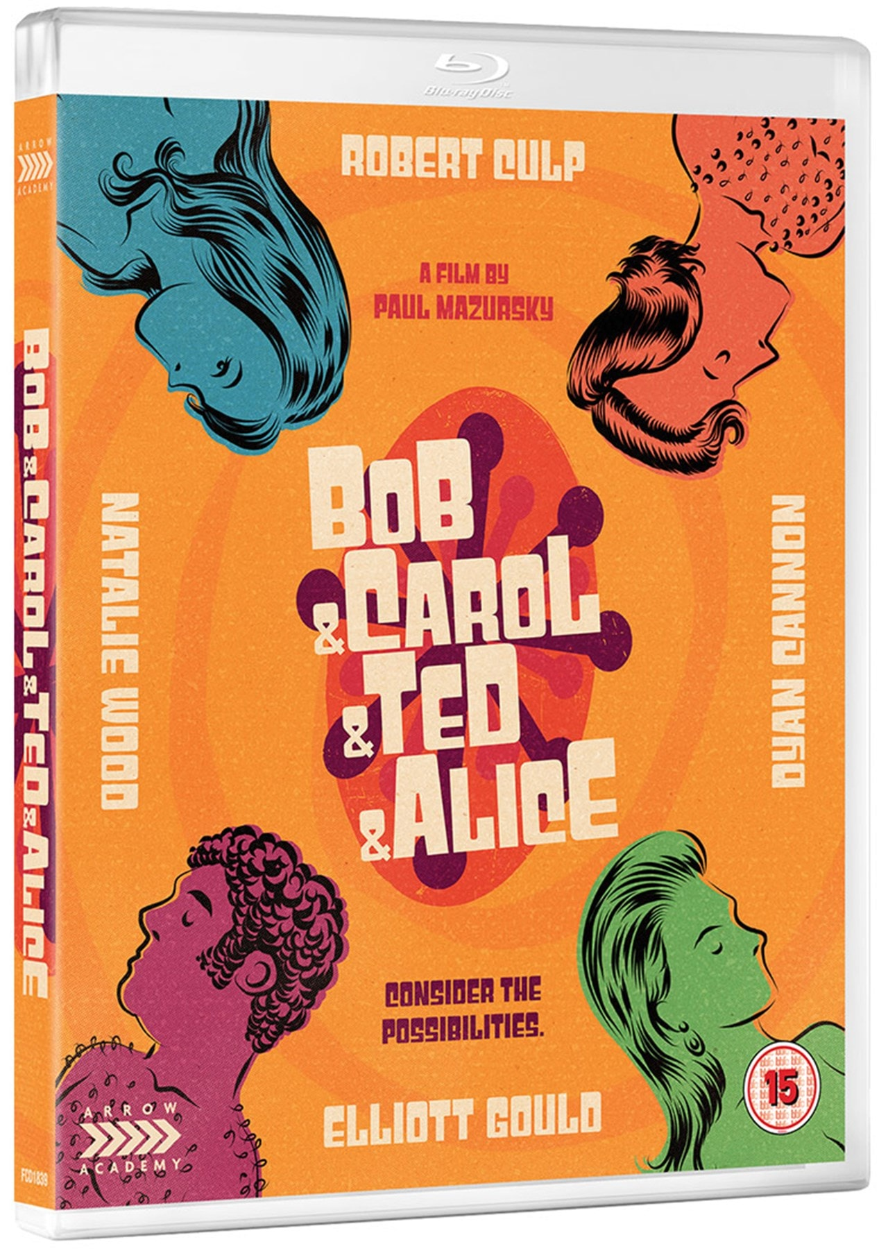 Bob and Carol and Ted and Alice - 2