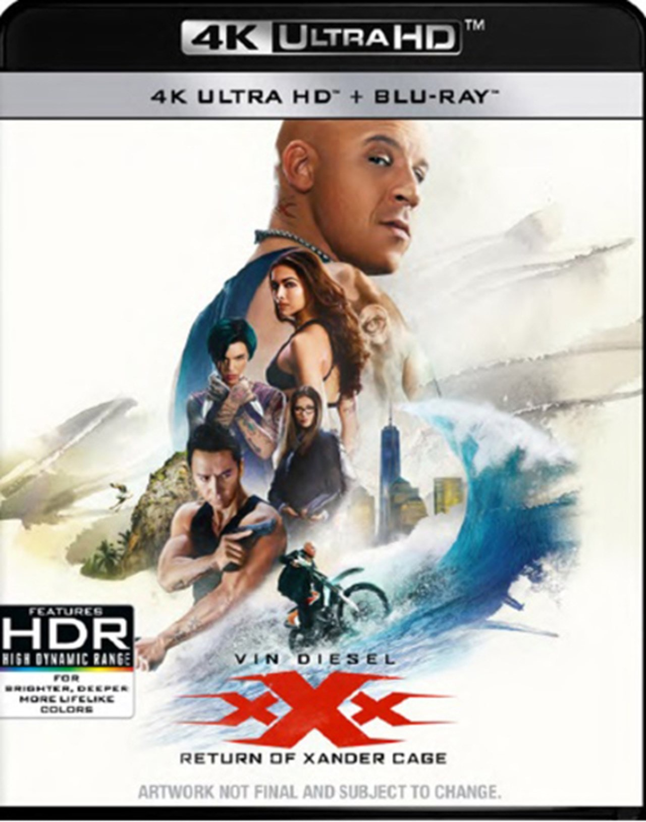xXx - The Return of Xander Cage - 1