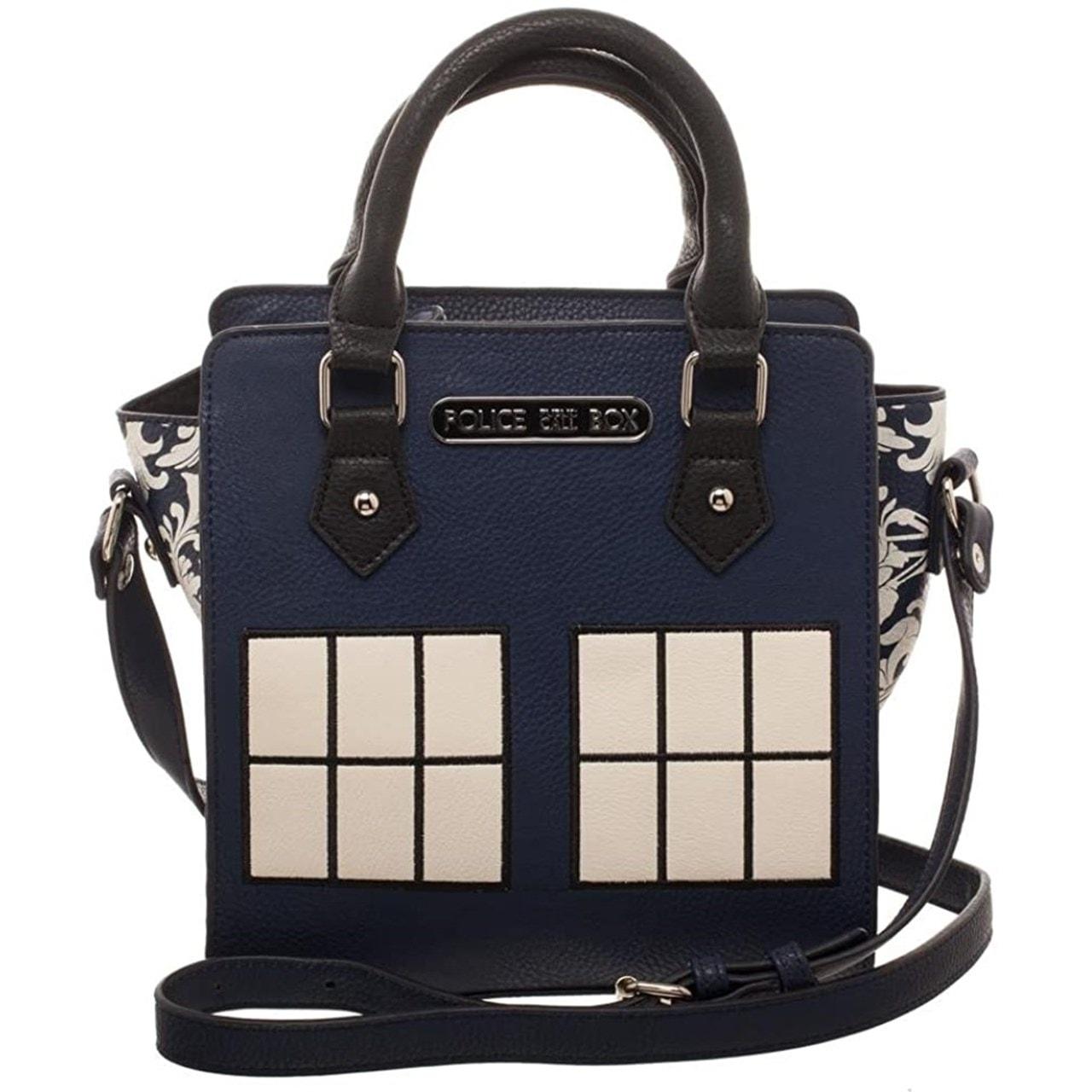 Doctor Who: Tardis Handbag - 1