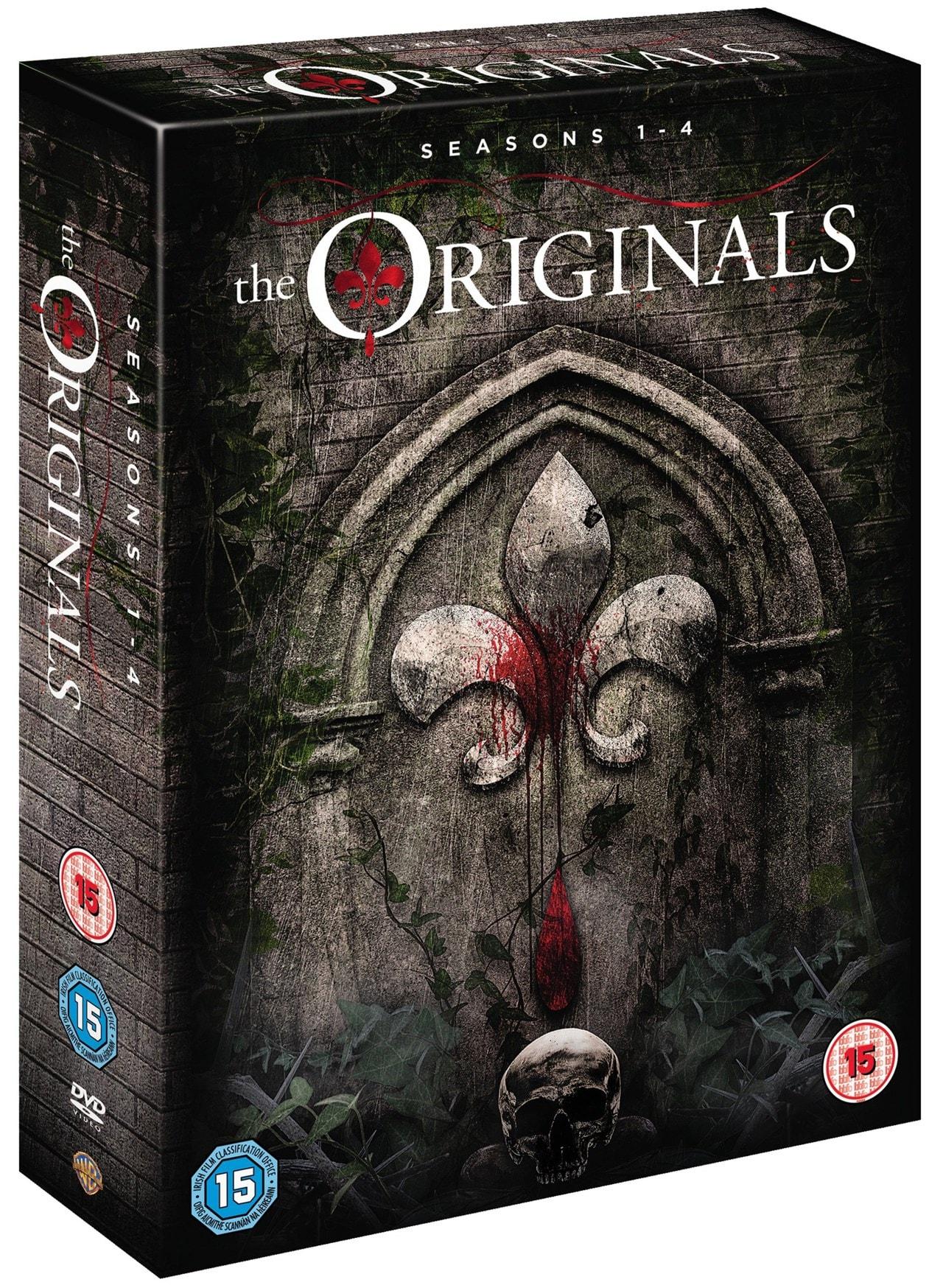 The Originals: Seasons 1-4 - 2