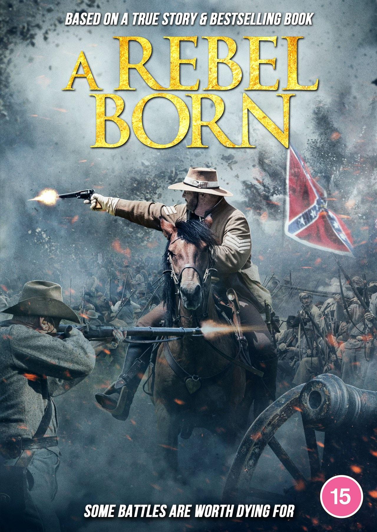 A Rebel Born - 1