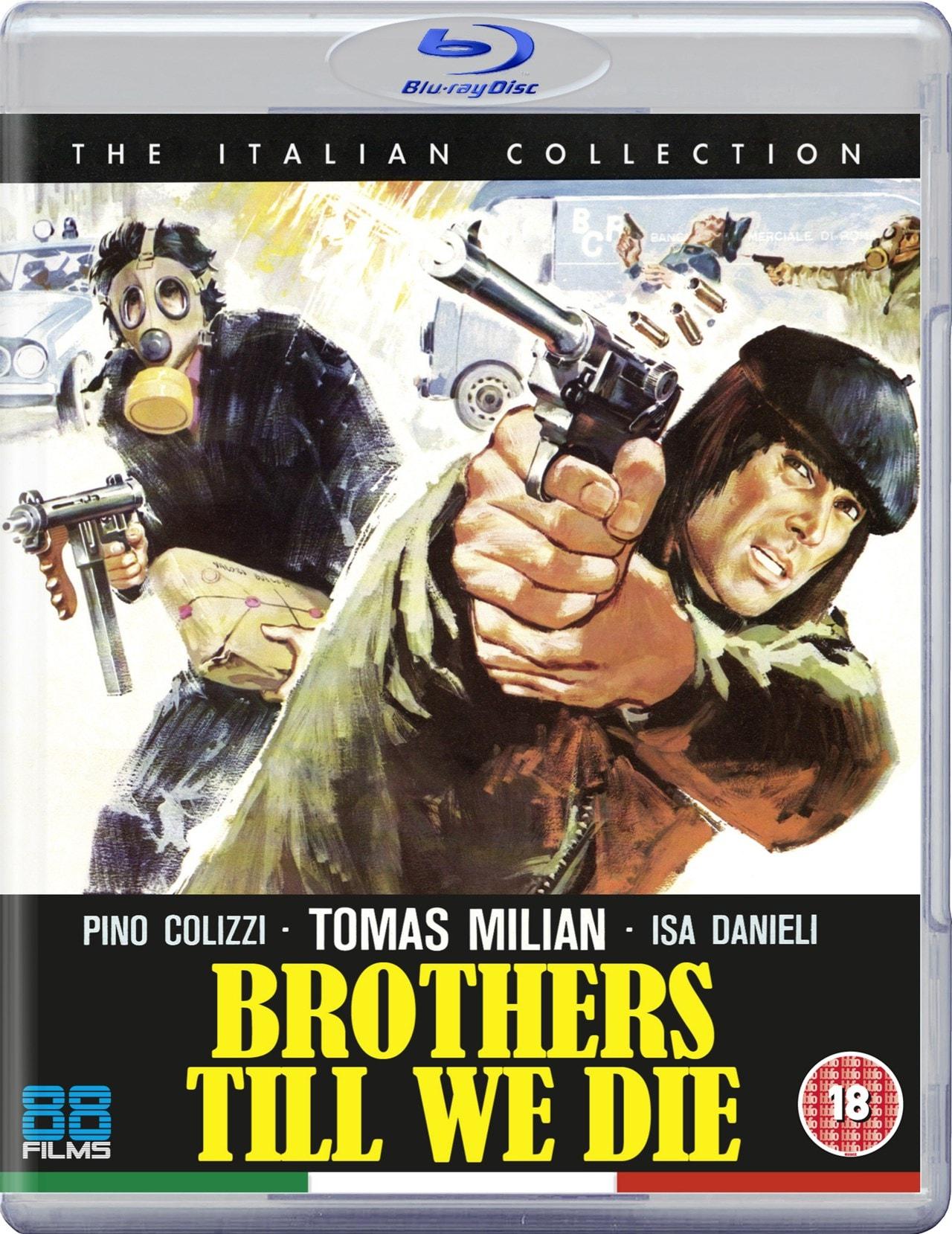 Brothers Till We Die - 1