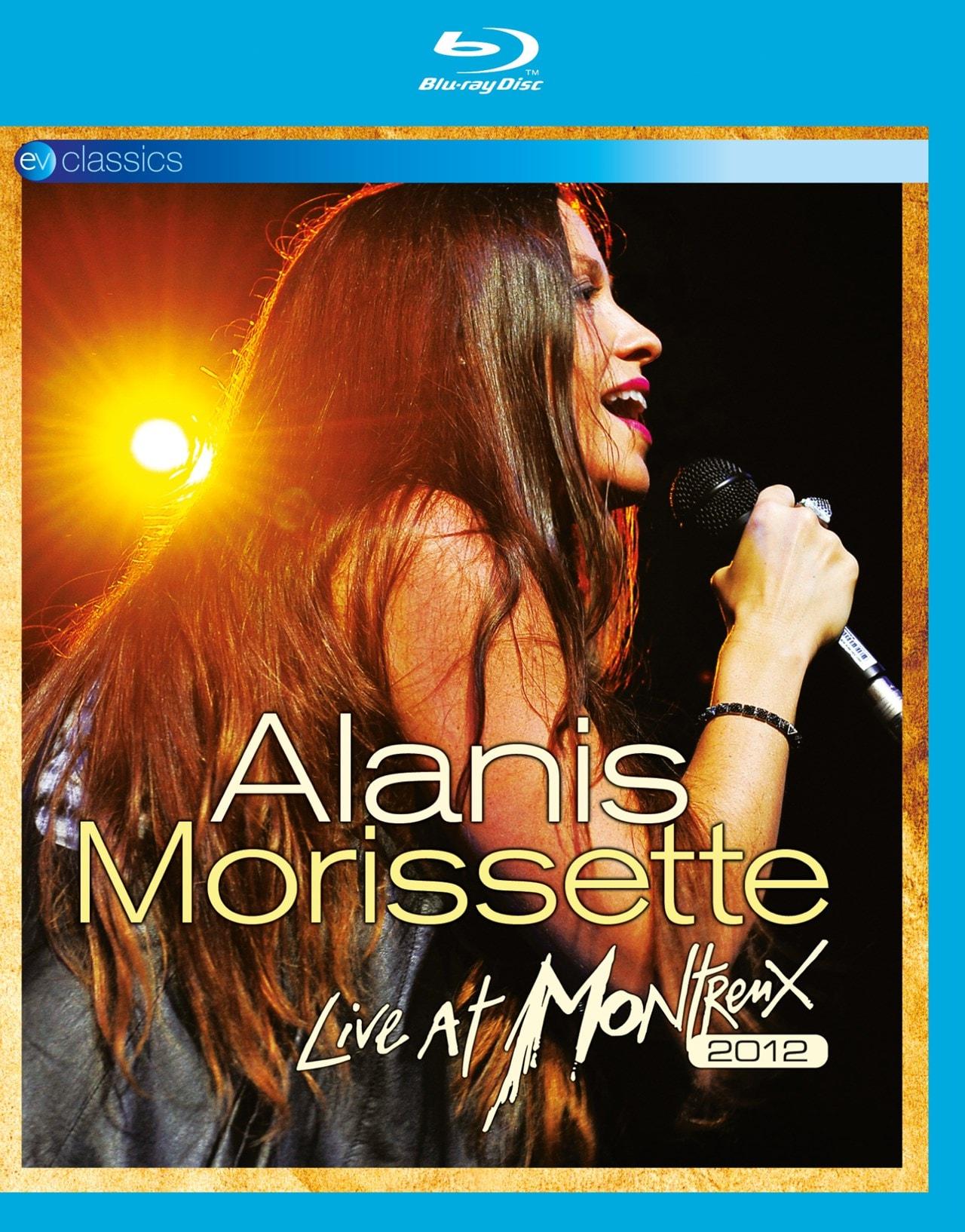 Alanis Morrissette: Live at Montreux 2012 - 1