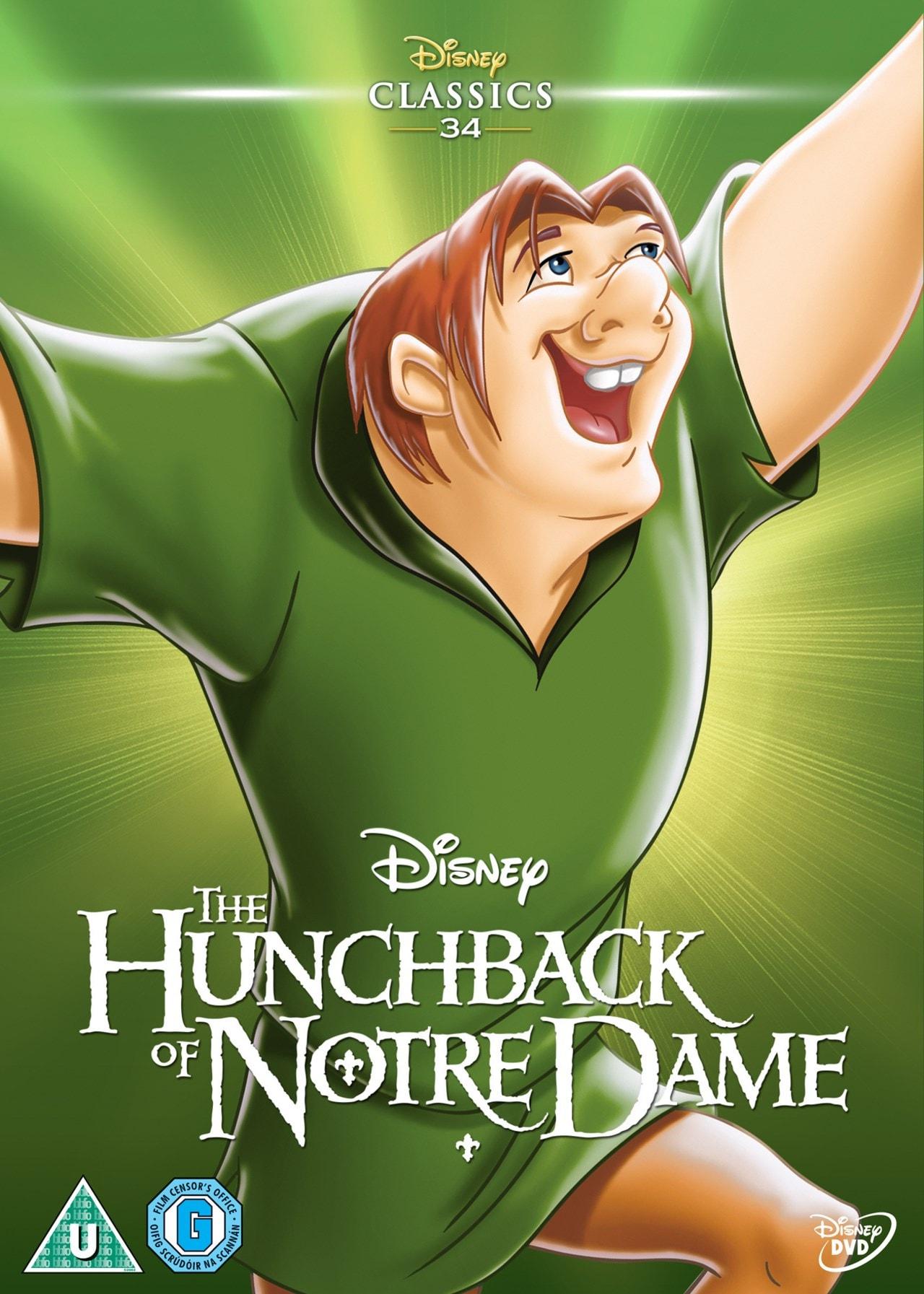 The Hunchback of Notre Dame (Disney) - 1