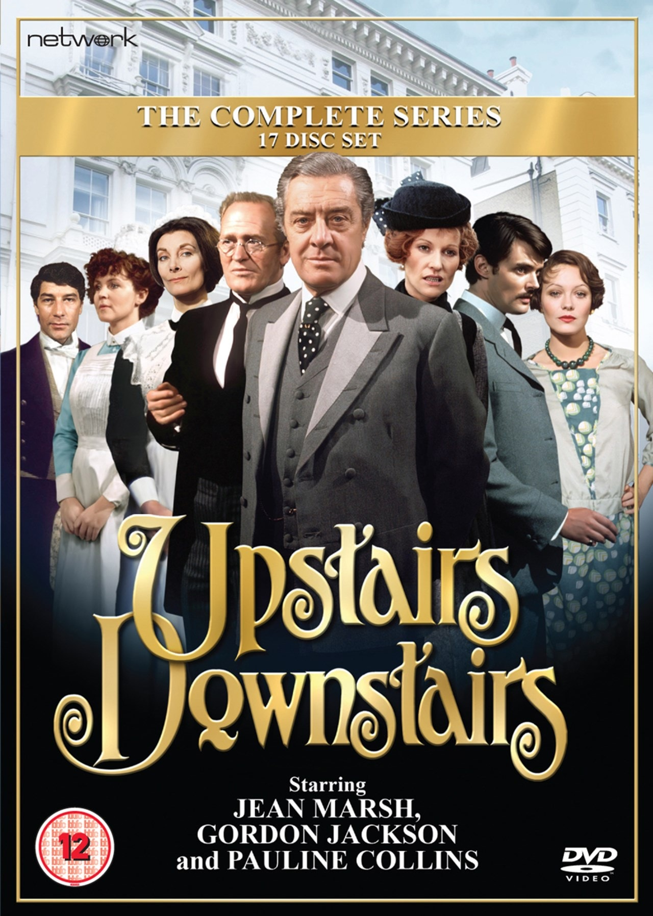 Upstairs Downstairs: The Complete Series - 1