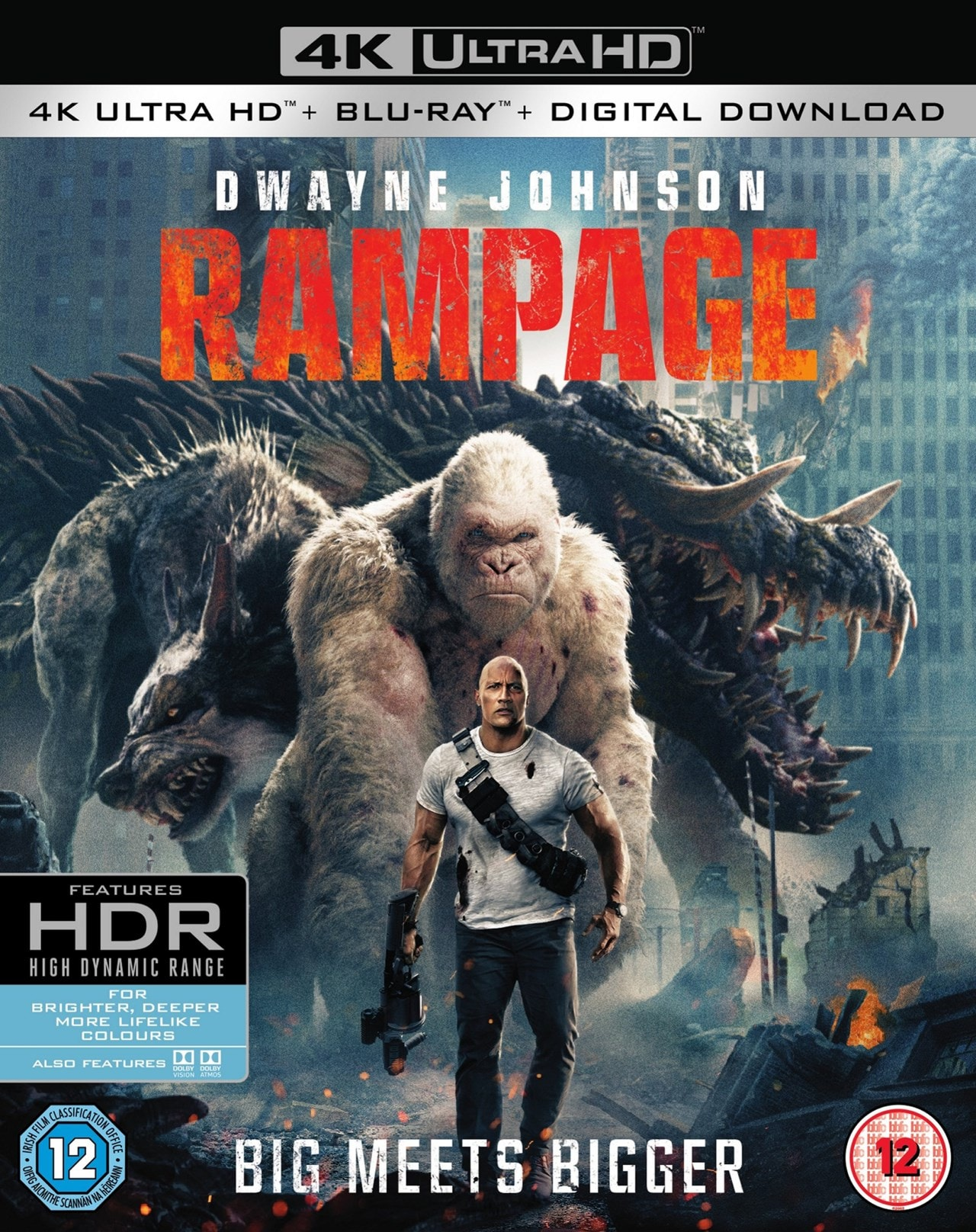 Rampage - 1