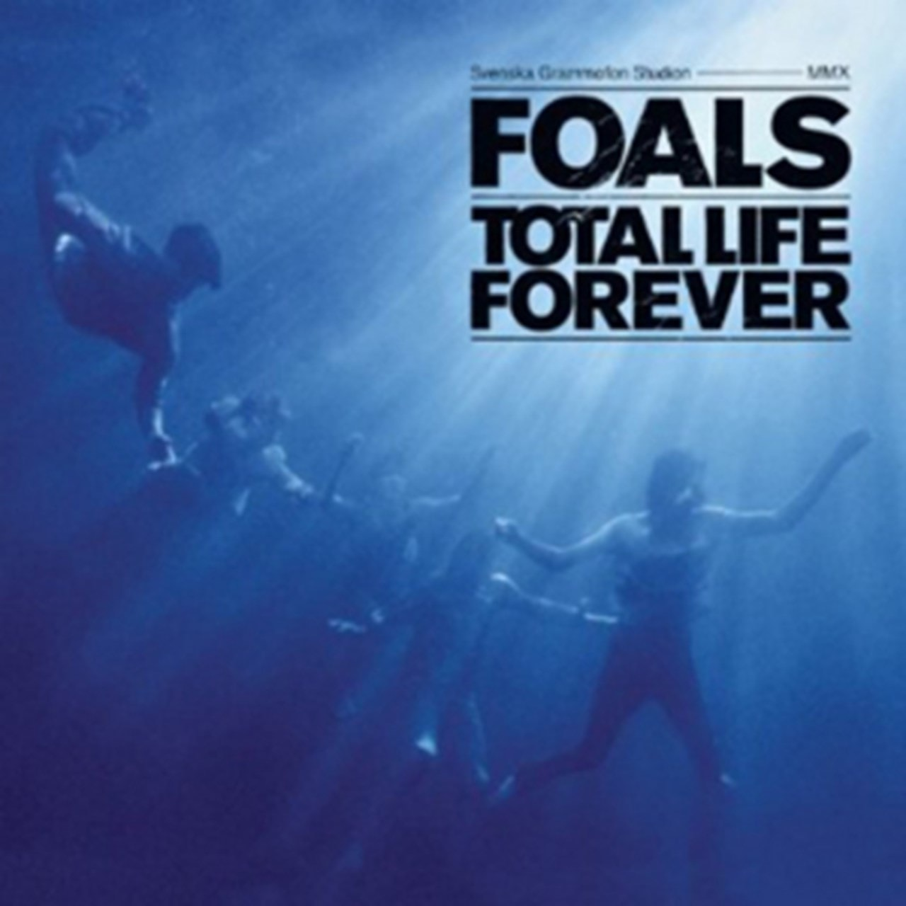 Total Life Forever - 1