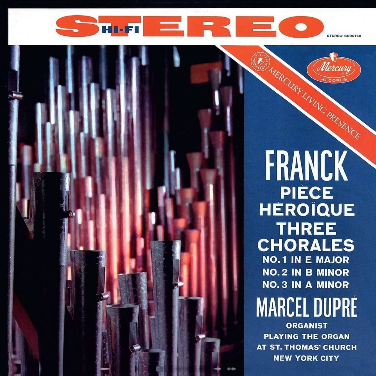 Franck: Piece Heroique/Three Chorales - 1
