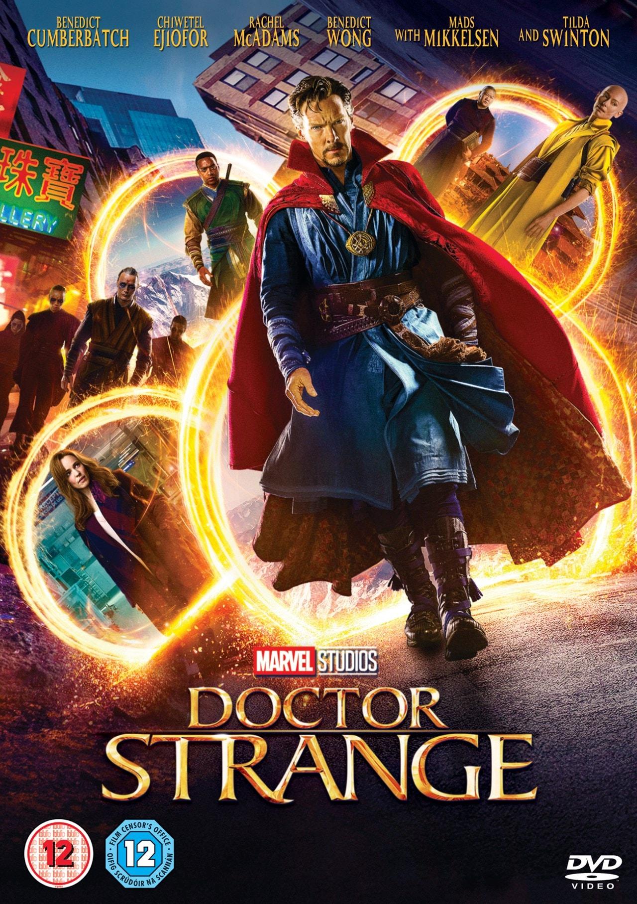 Doctor Strange - 3