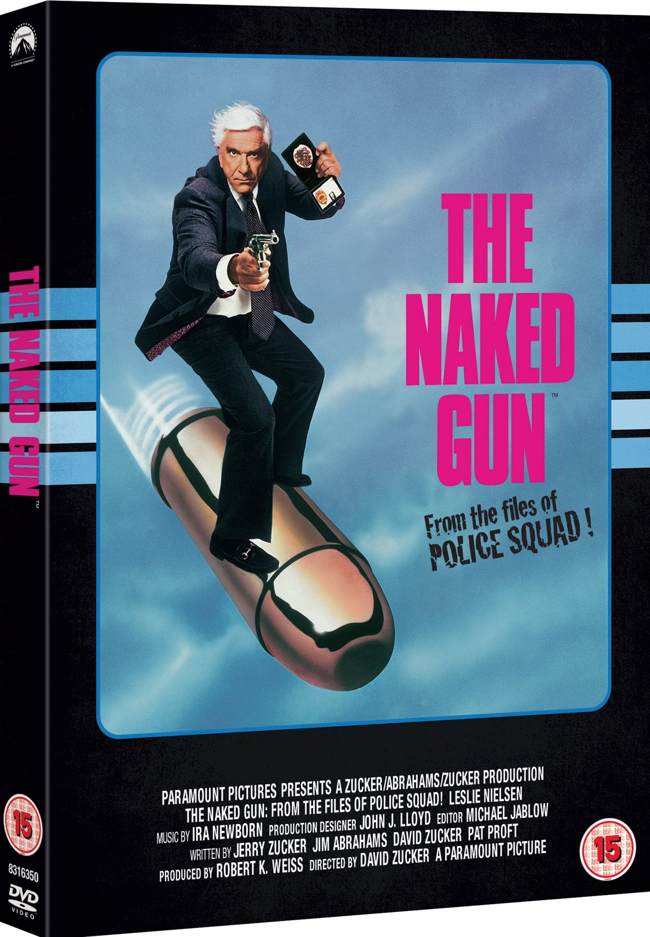 The Naked Gun - Retro Classics (hmv Exclusive) - 2