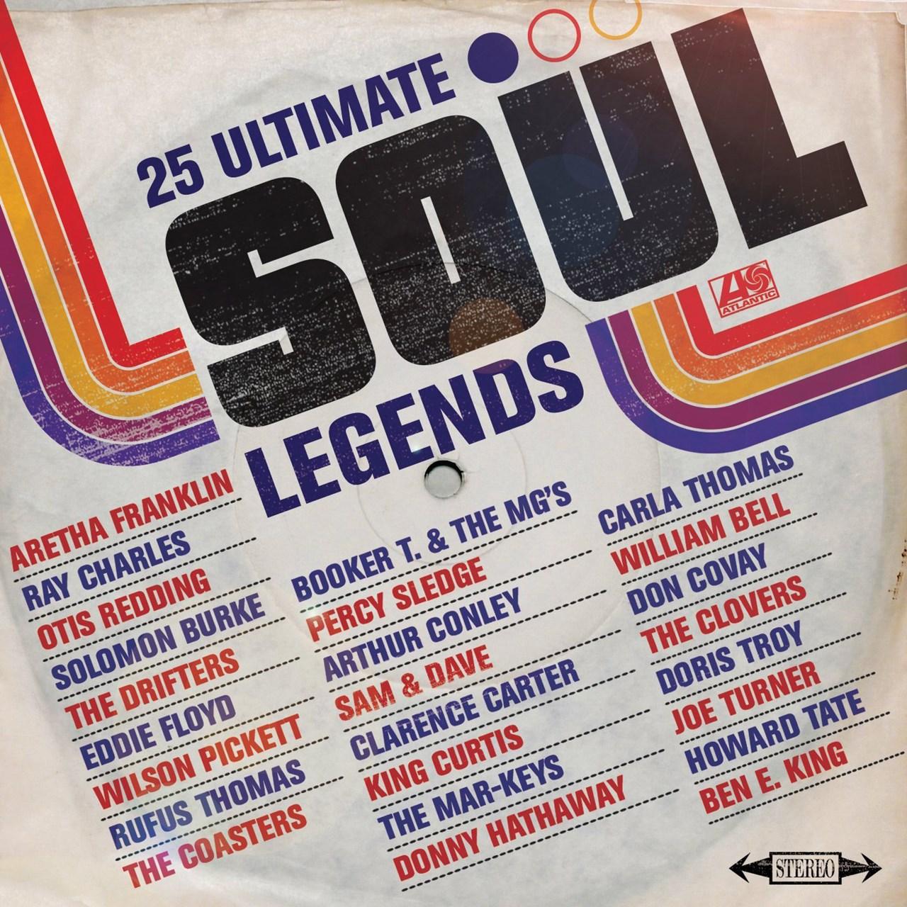 25 Ultimate Soul Legends - 1