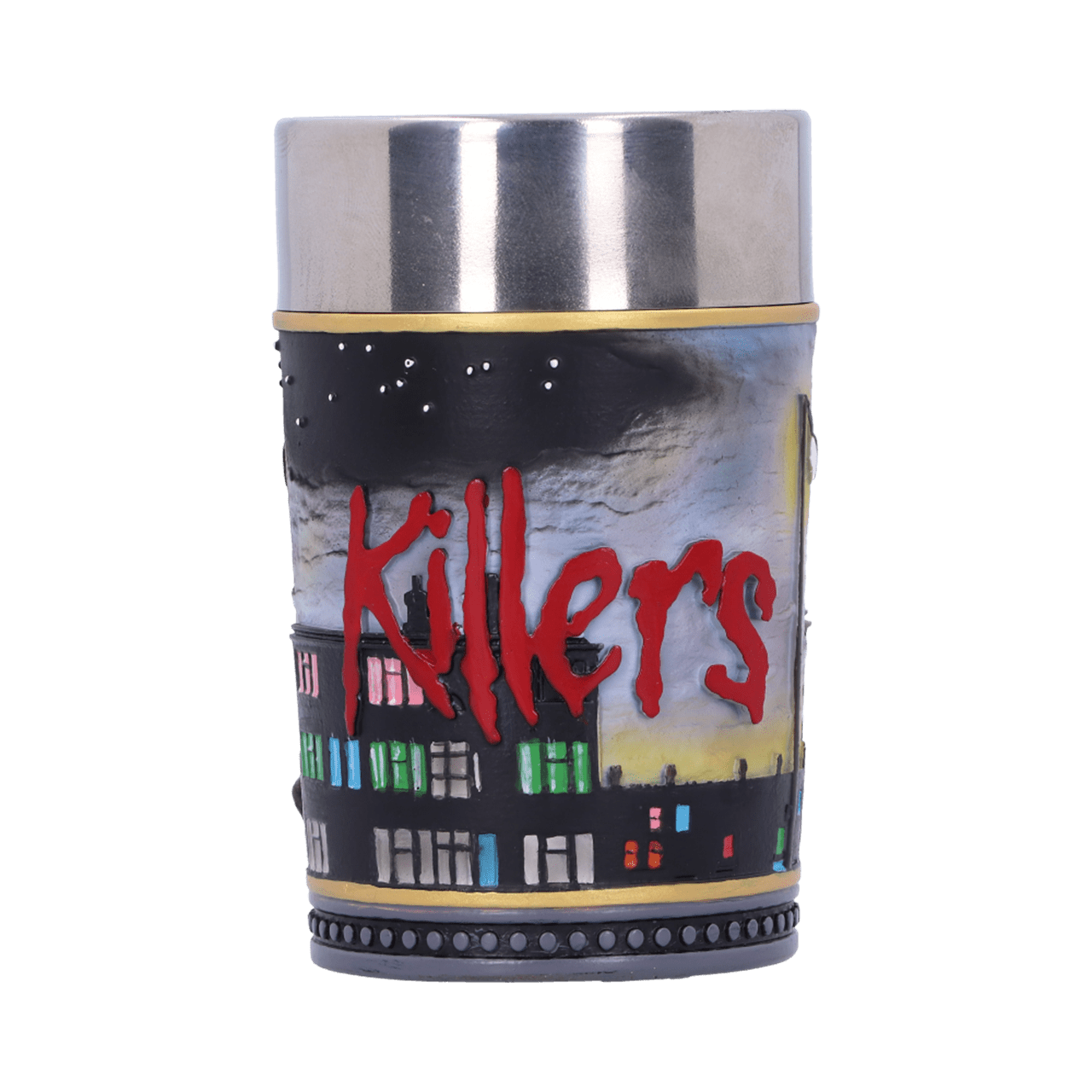 Iron Maiden: The Killers Shot Glass - 2