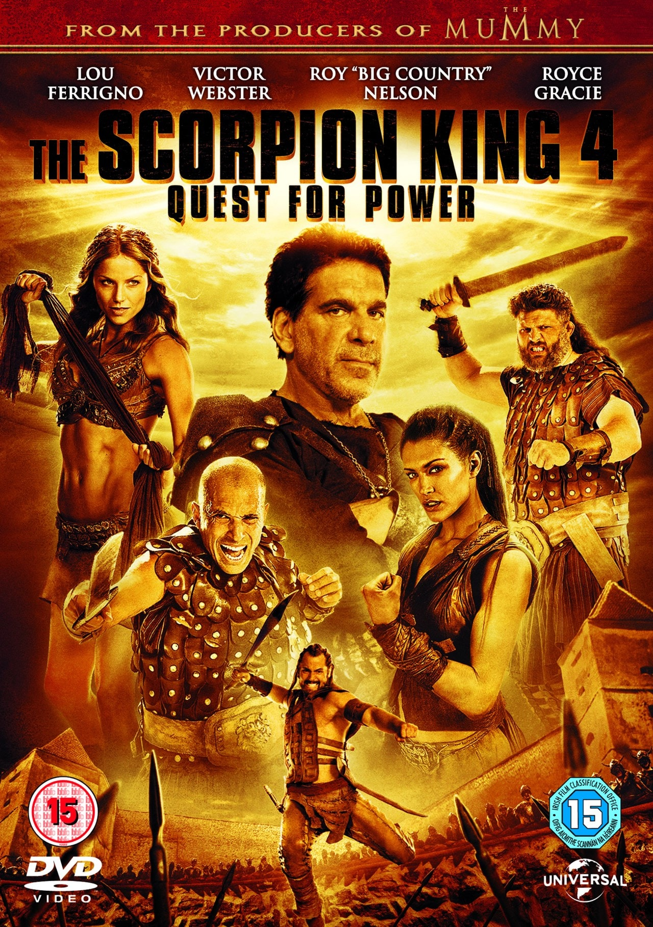 The Scorpion King 4 - Quest for Power - 1