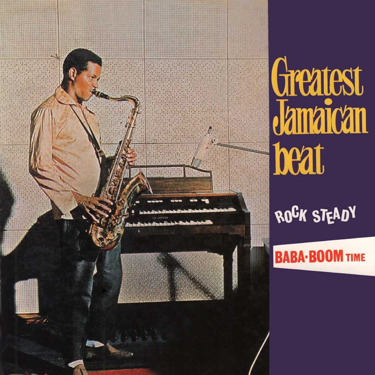 Greatest Jamaican Beat - 1