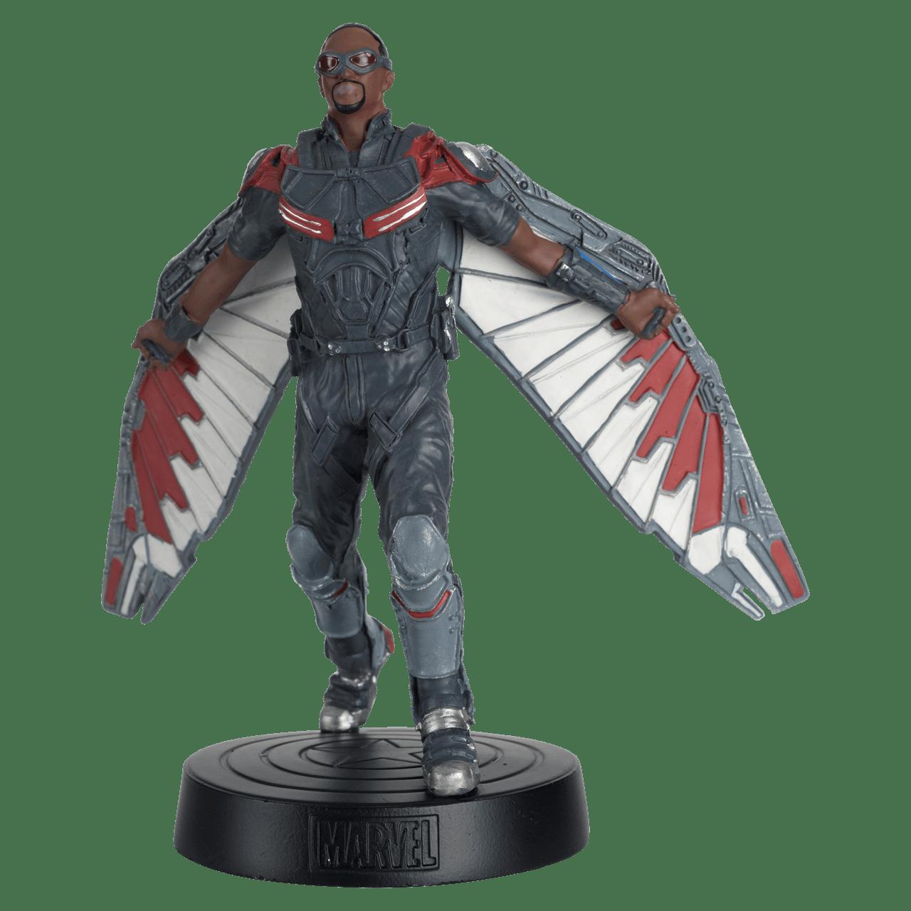 Falcon: Marvel Figurine: Hero Collector - 1