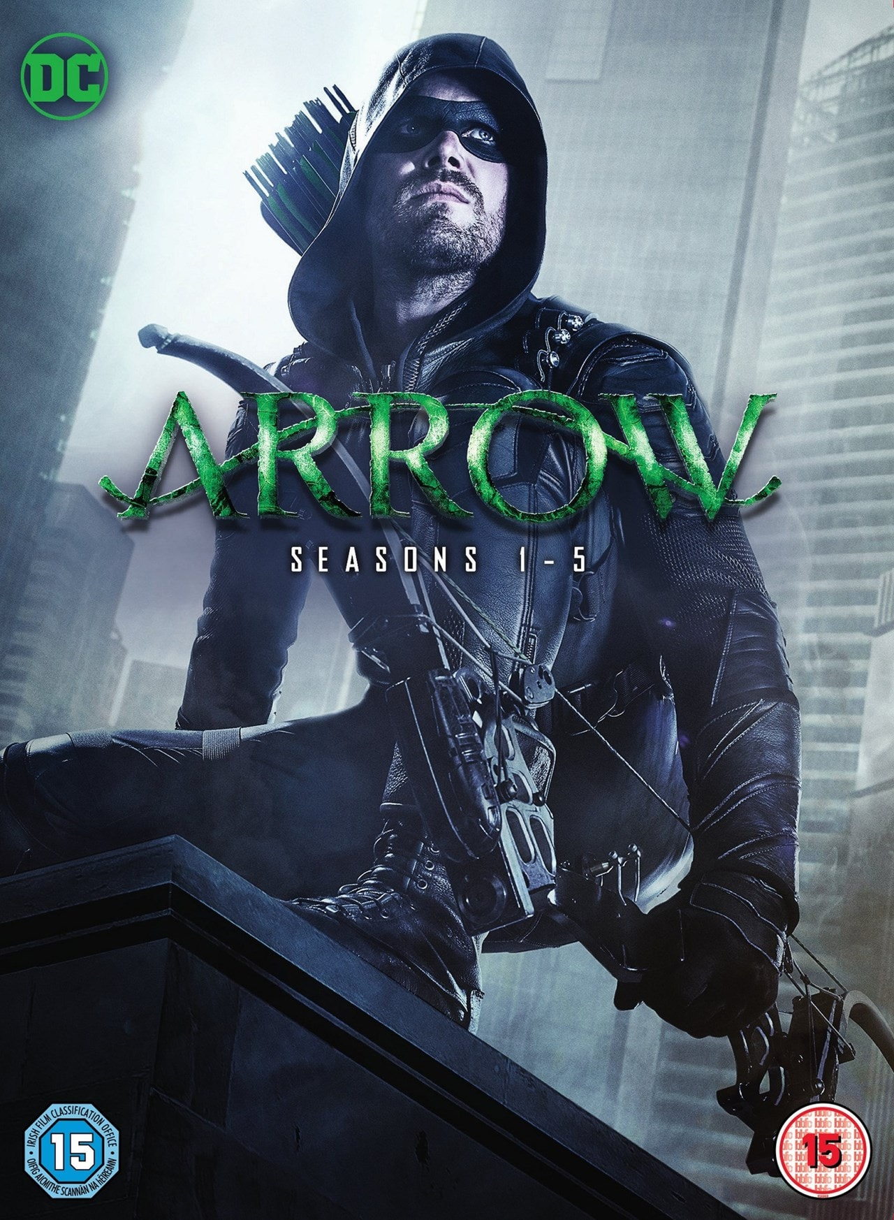 Arrow: Seasons 1-5 - 1