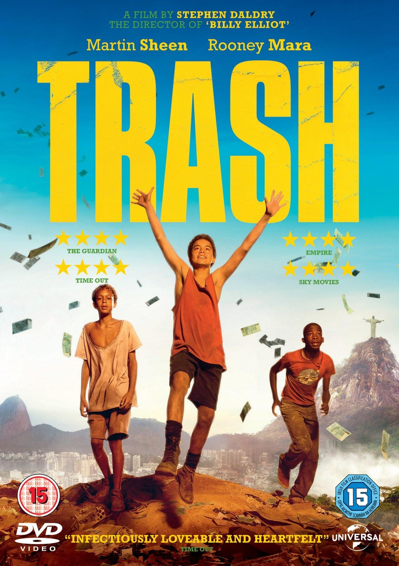 Trash - 1