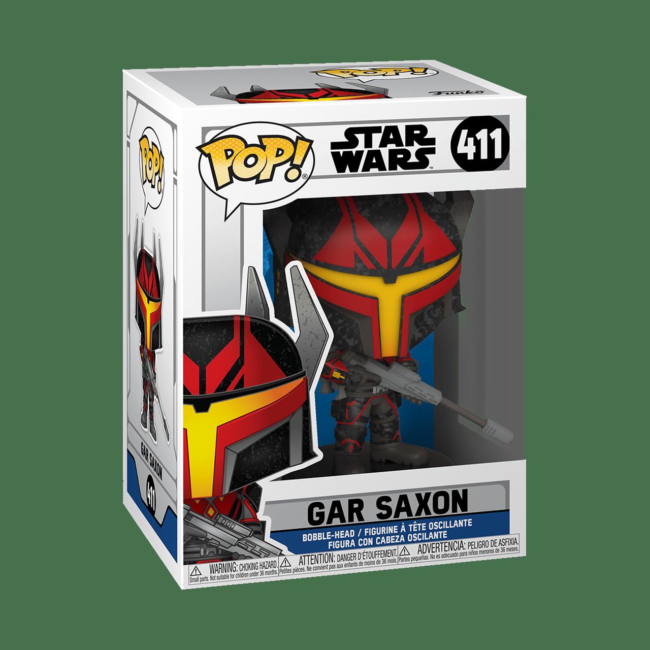 Gar Saxon (411) Clone Wars: Star Wars Pop Vinyl - 2