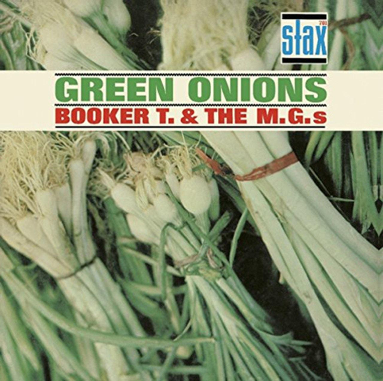 Green Onions - 1