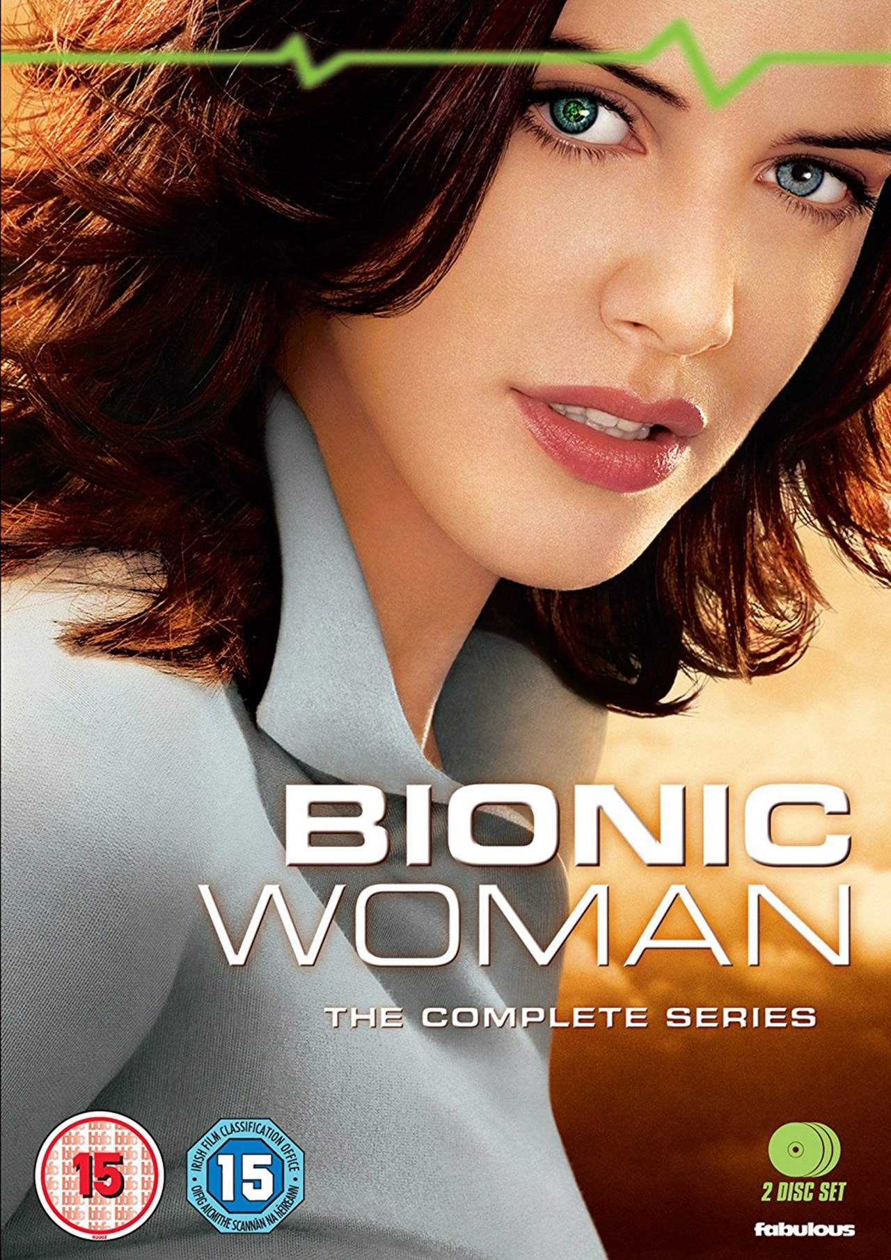 Bionic Woman: The Complete Series - 1