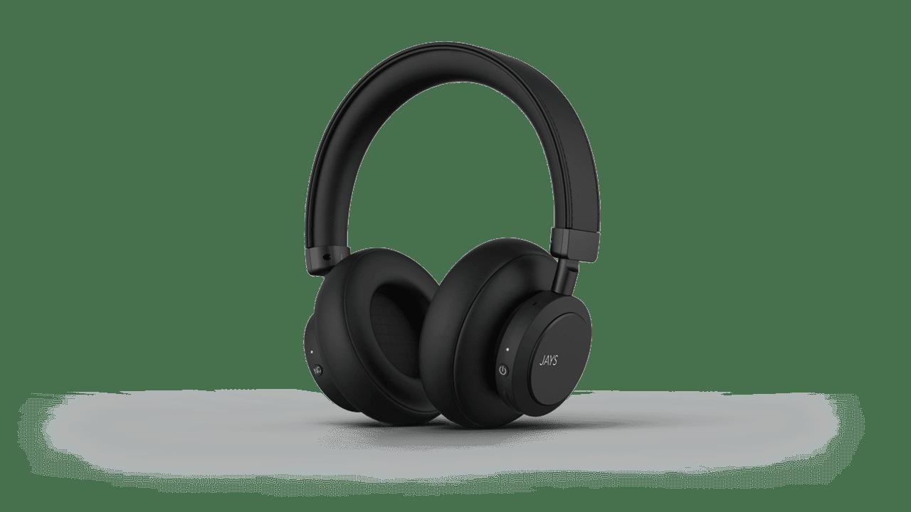 Jays Q-Seven Wireless Active Noise Cancelling Headphones - 3
